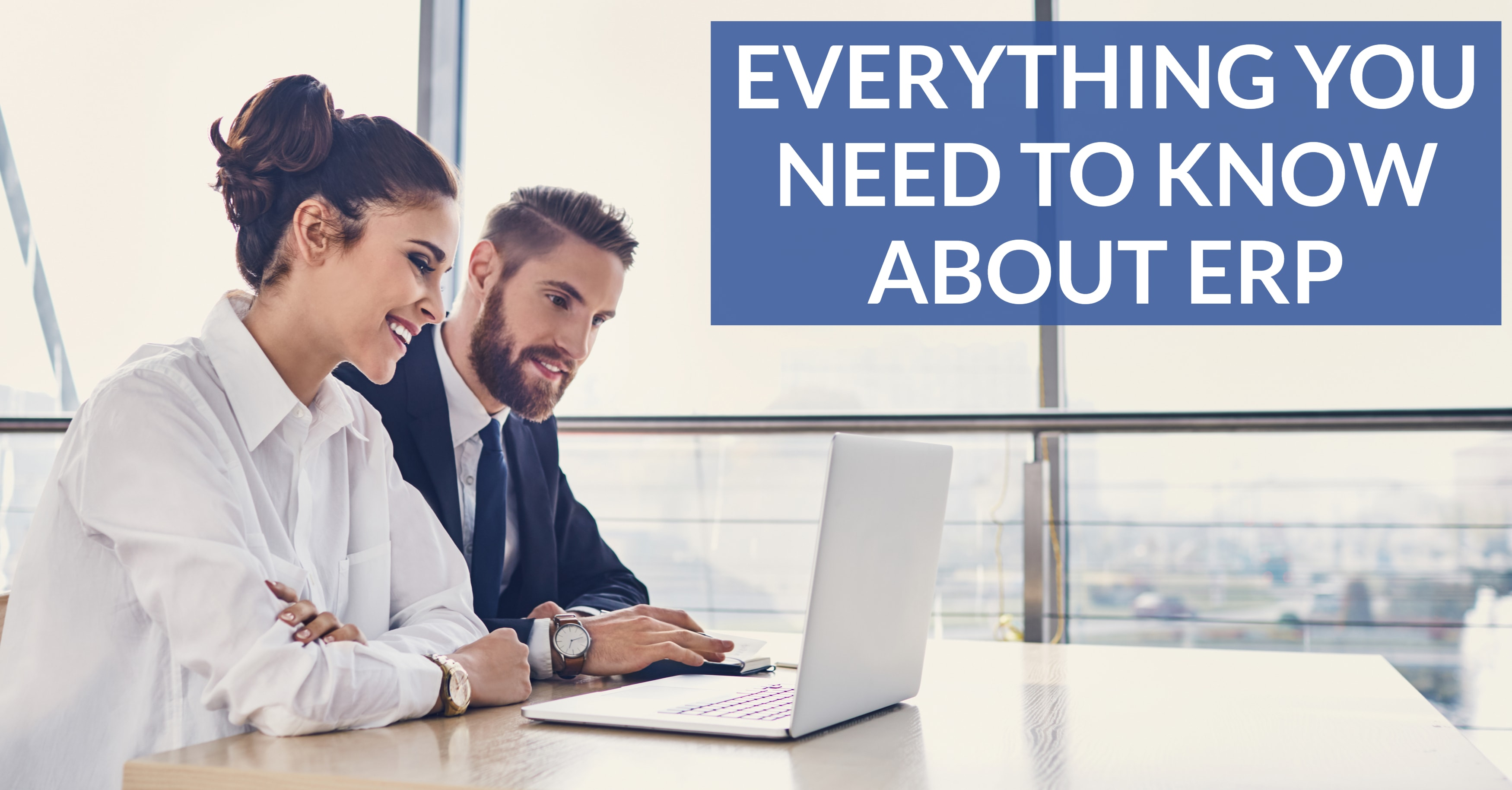 Everything You Need to Know About ERP