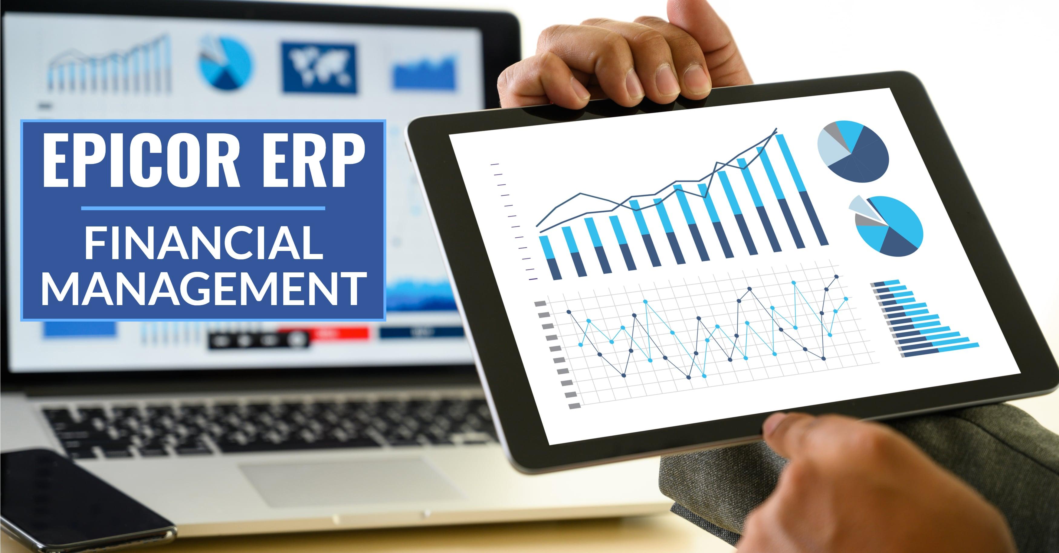 Financial Management Epicor ERP