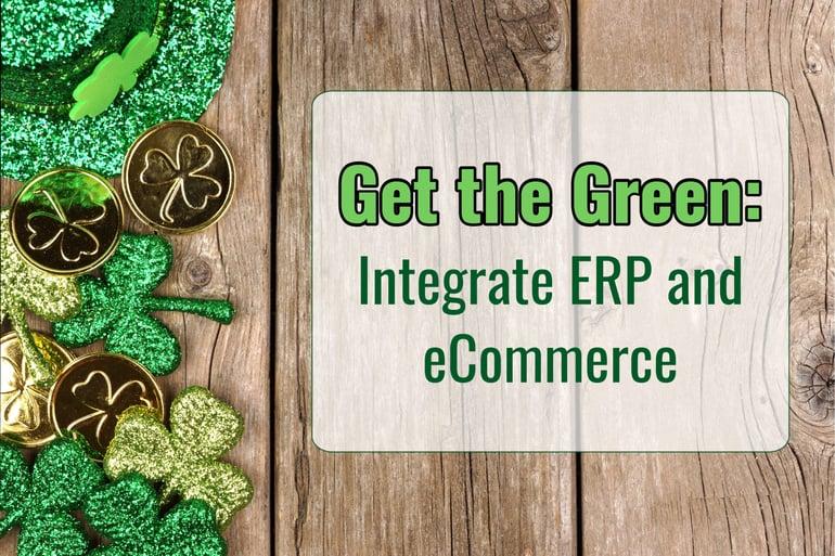 Green Integrate ERP eCommerce