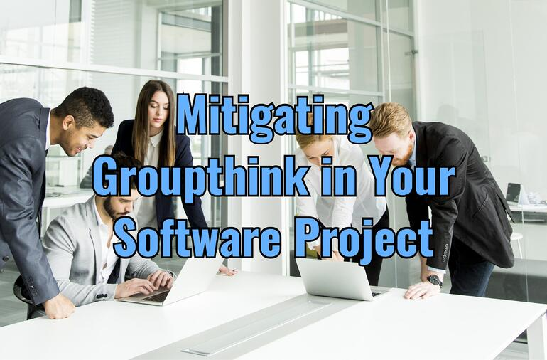 Groupthink Software Project