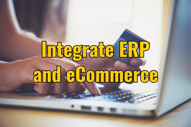 Integrate ERP eCommerce