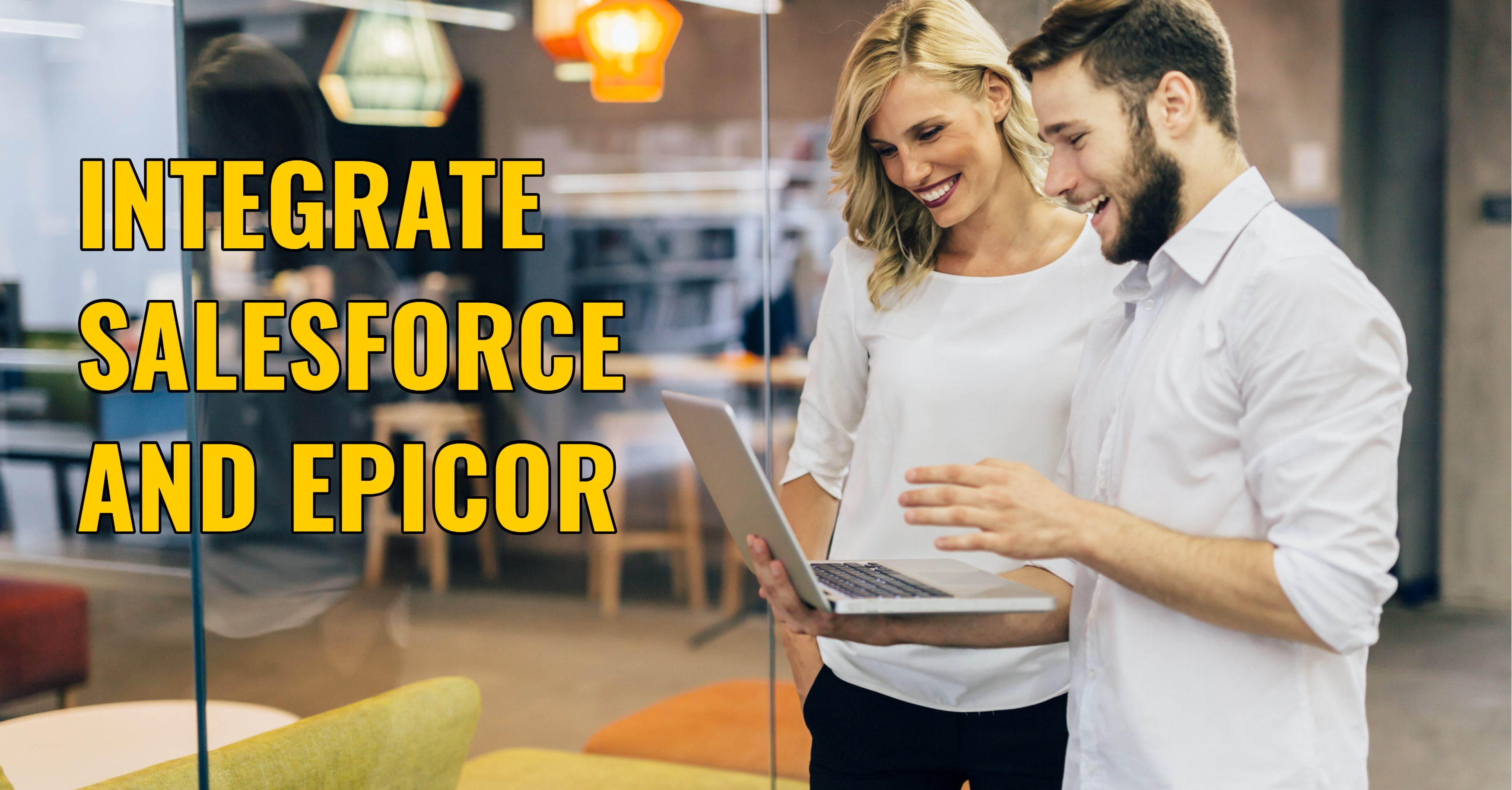 Integrate Salesforce Epicor
