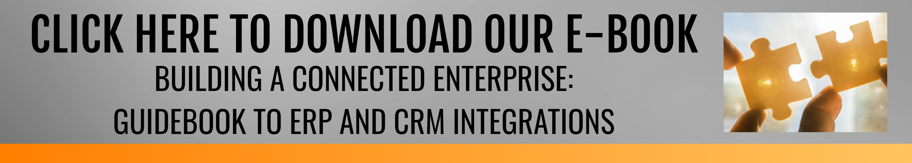 ERP CRM Integration Ebook