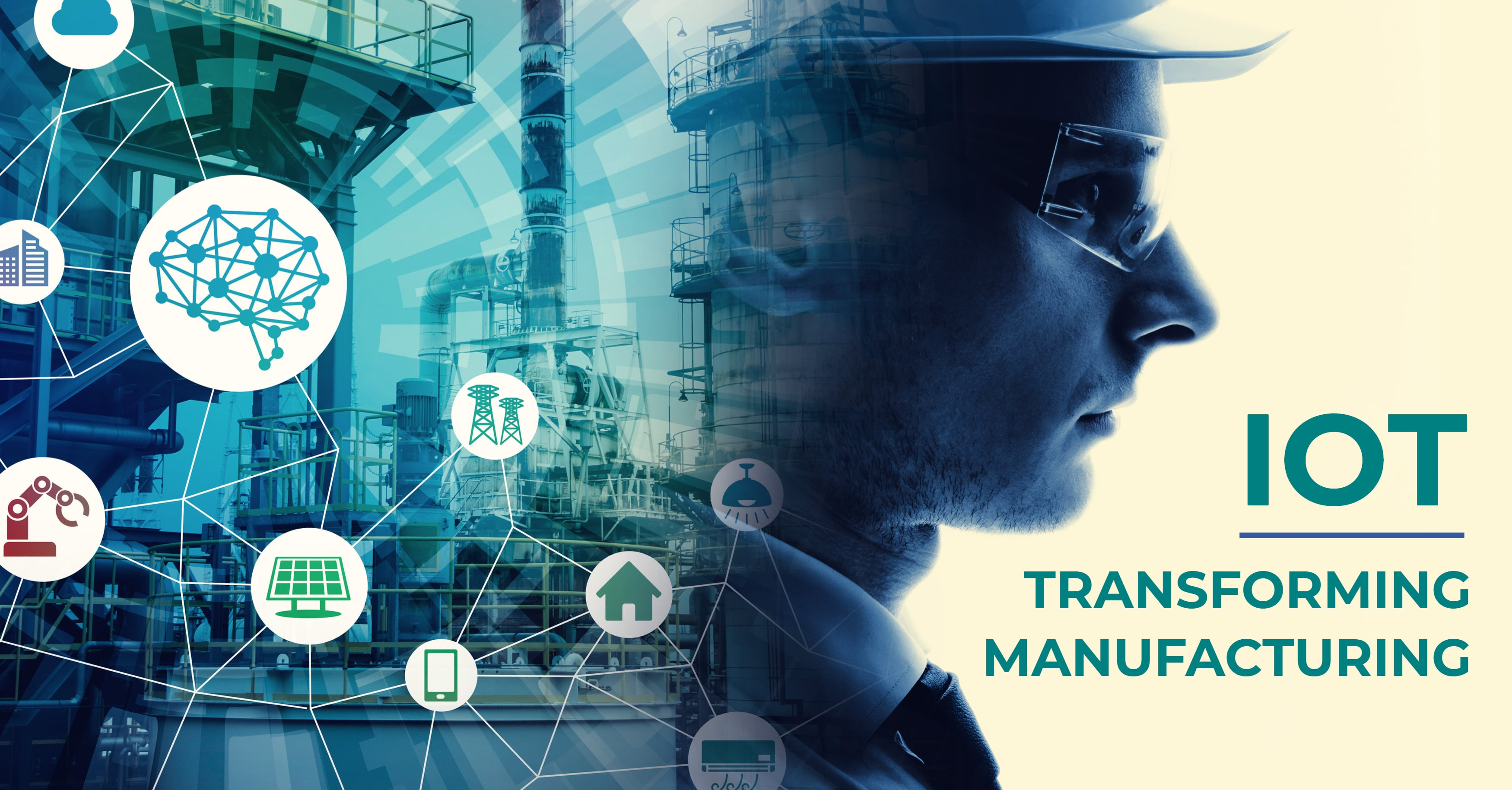 IoT Manufacturing Trends