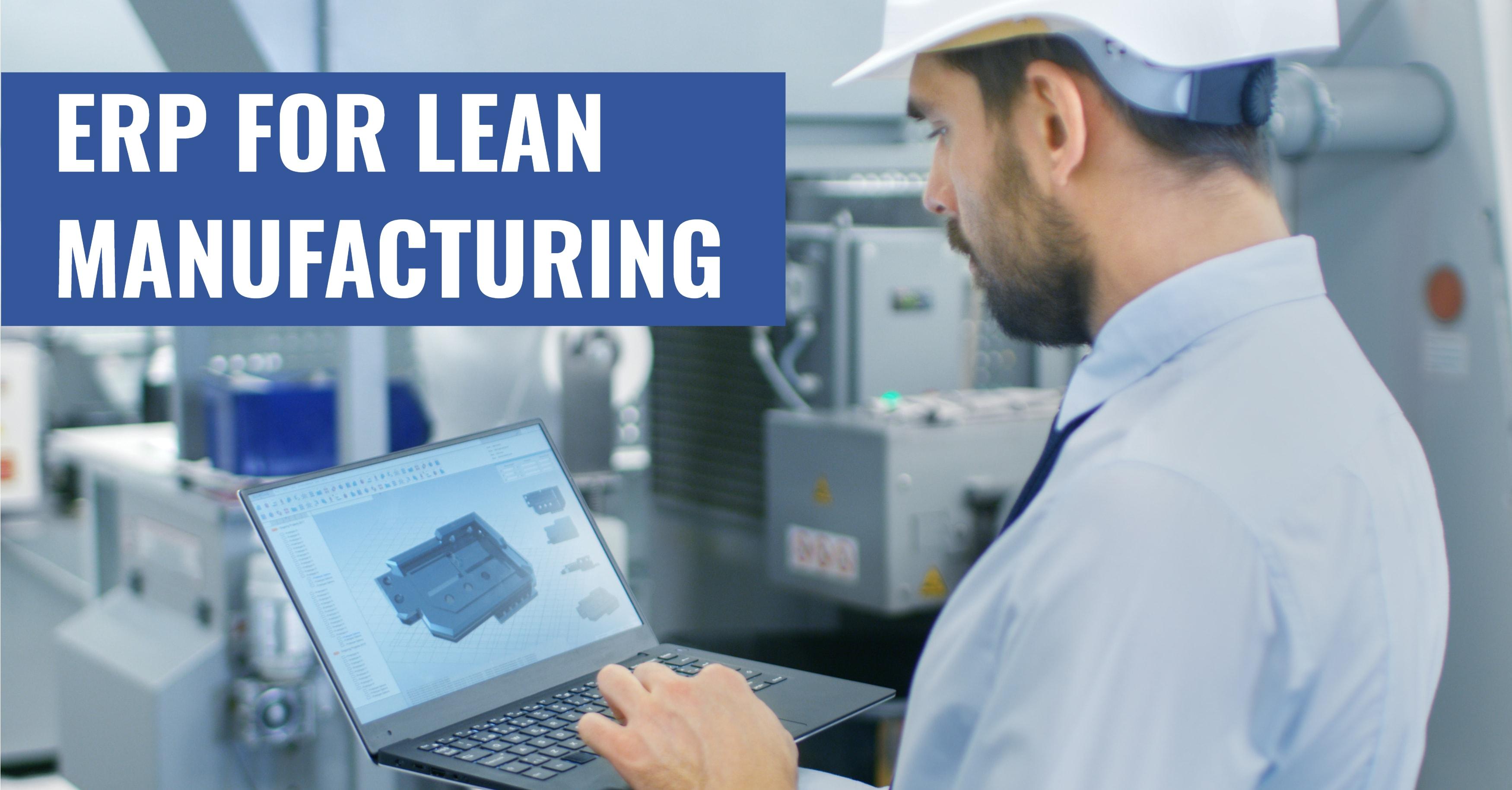 Lean Manufacturing ERP