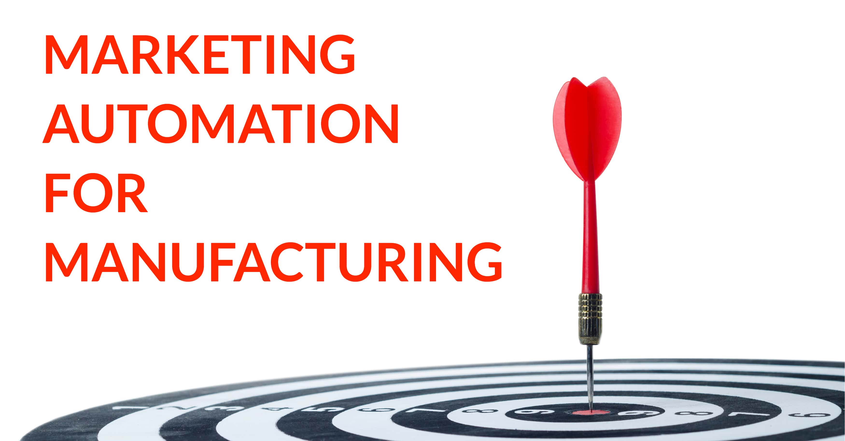 Marketing Automation Manufacturing