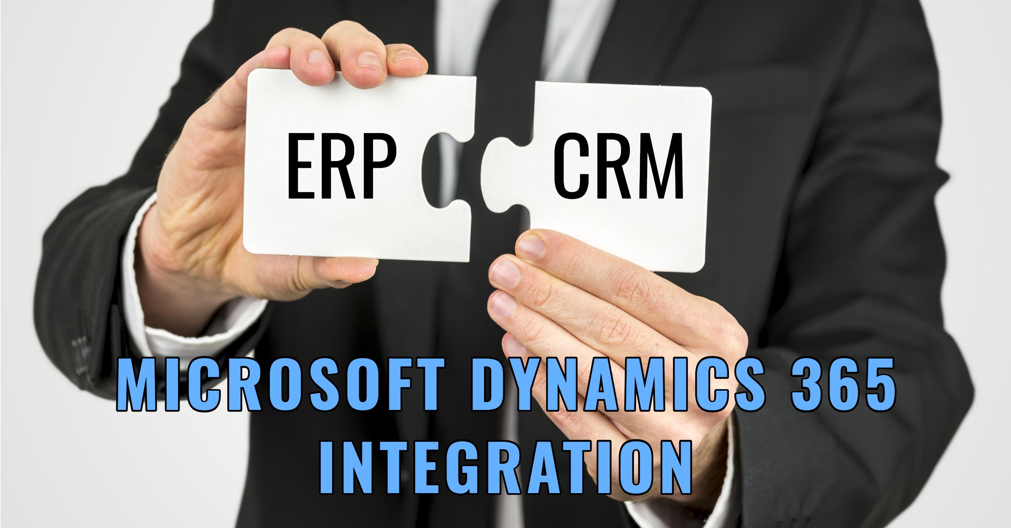 Microsoft Dynamics 365 Integration