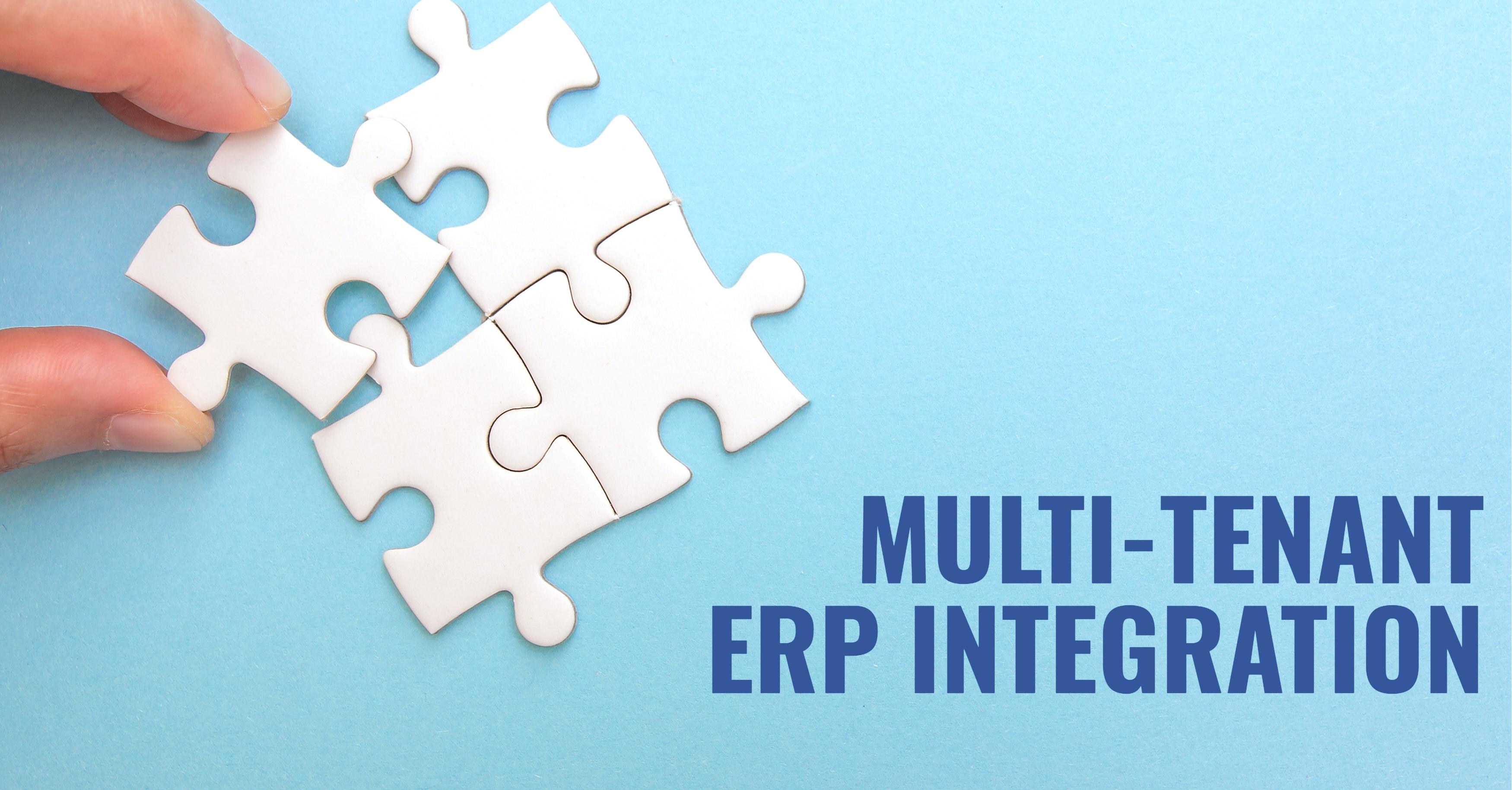 Multi-Tenant ERP Integration