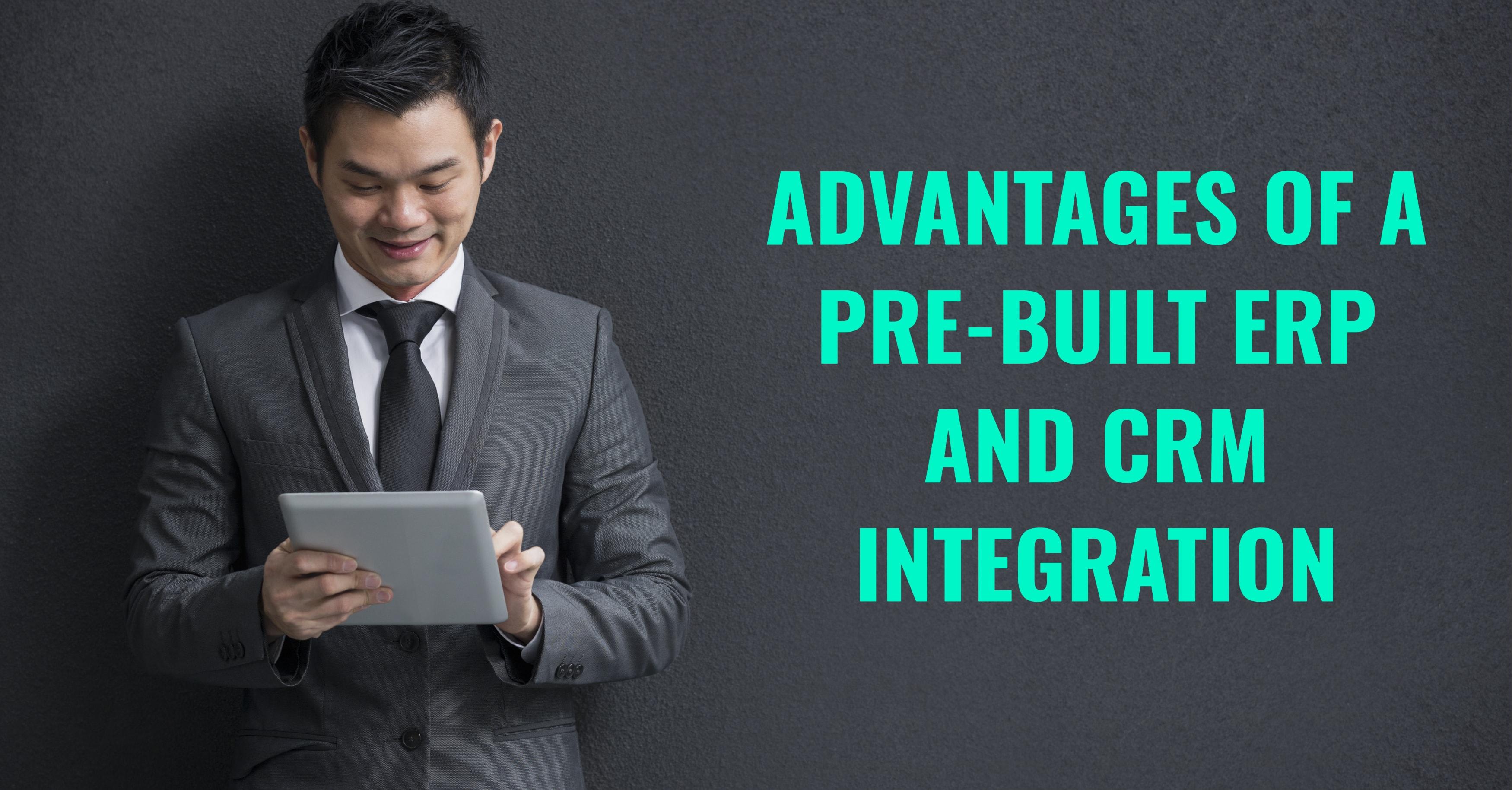 Pre-Built ERP CRM Integration