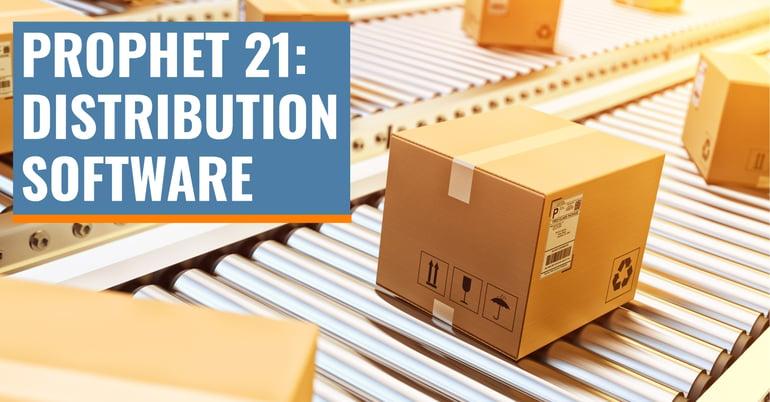 Prophet 21 Distribution Software