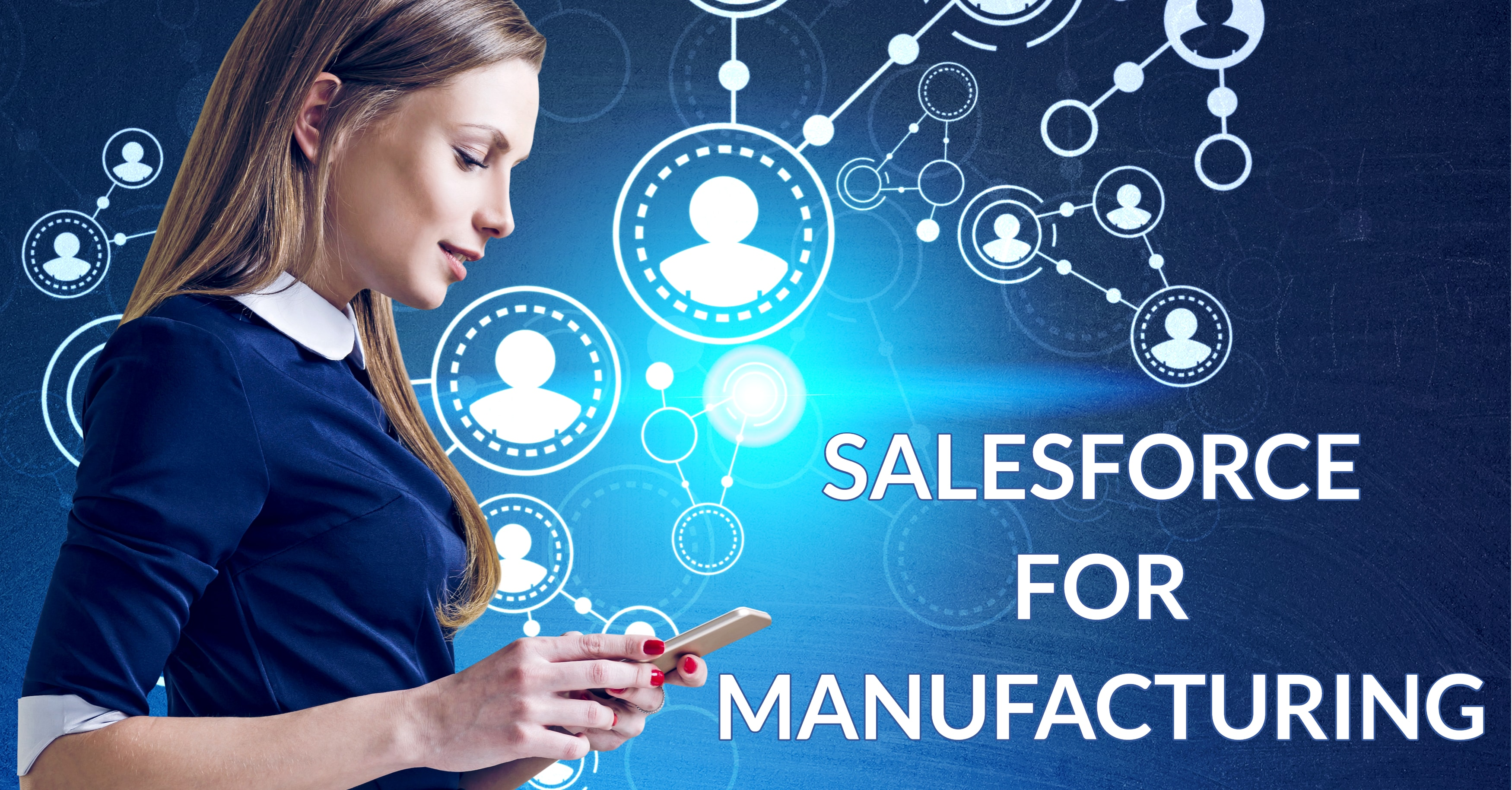 Salesforce CRM Manufacturing