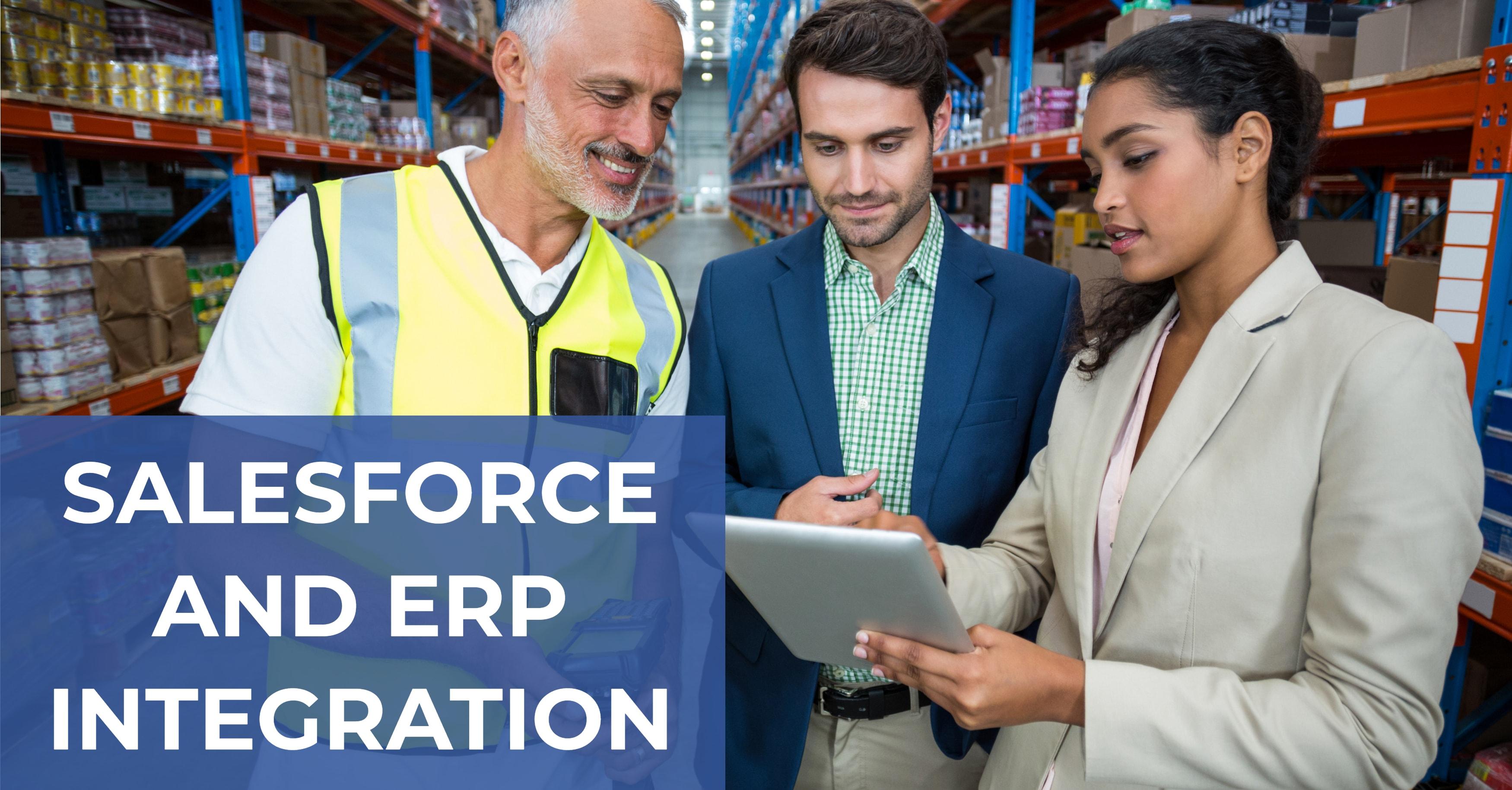 Salesforce ERP Integration
