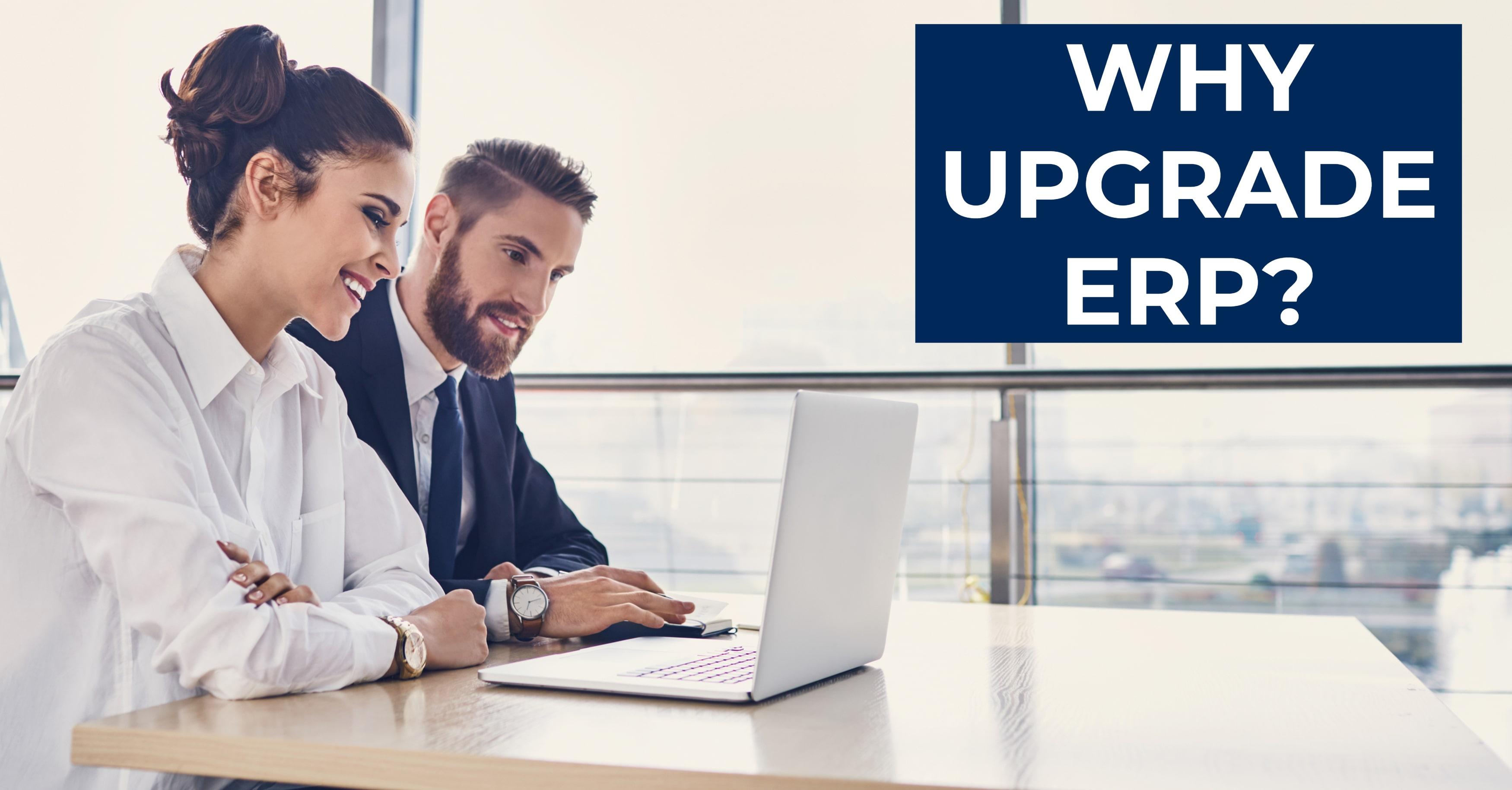 Upgrade ERP
