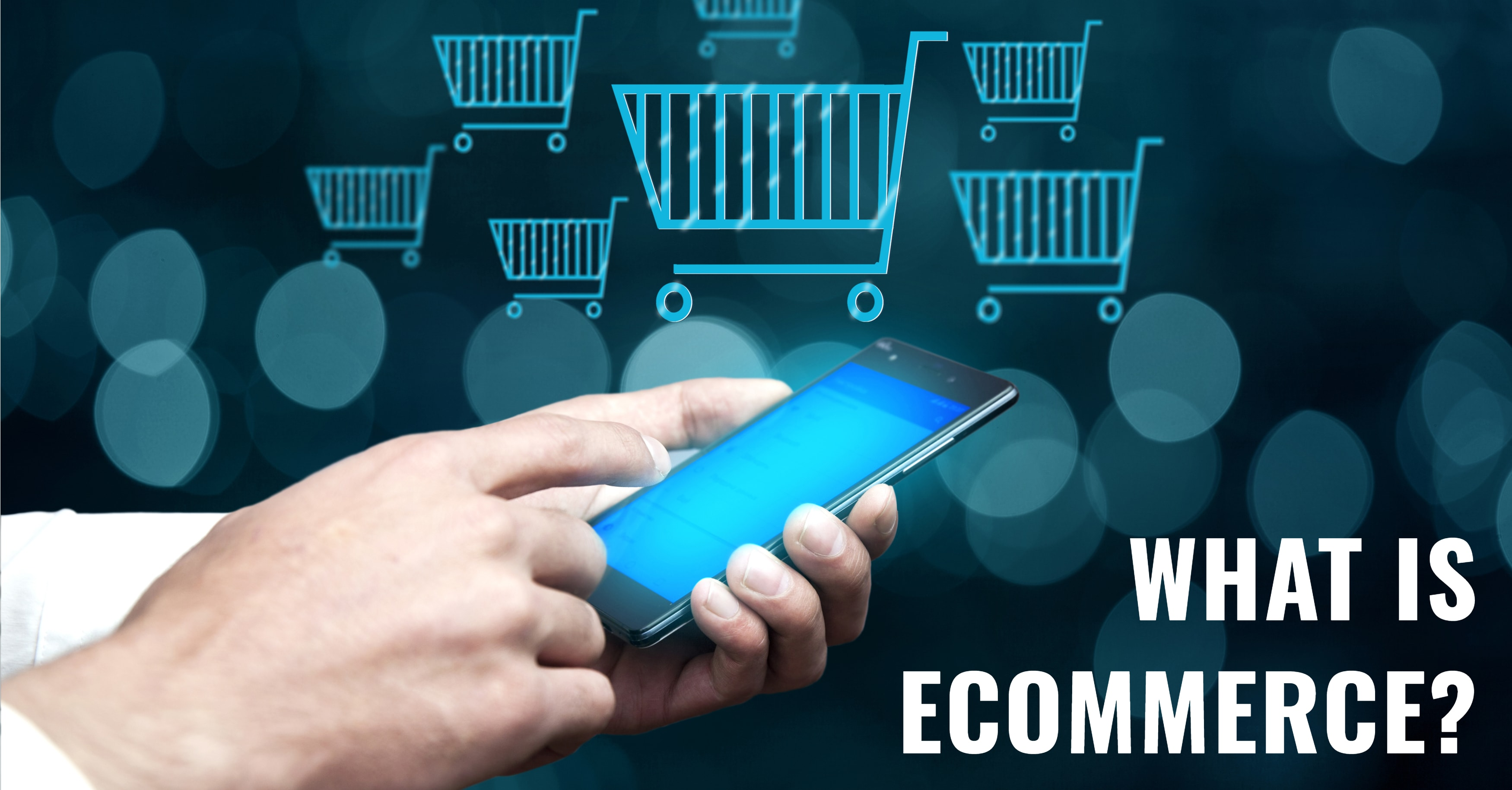 What is eCommerce