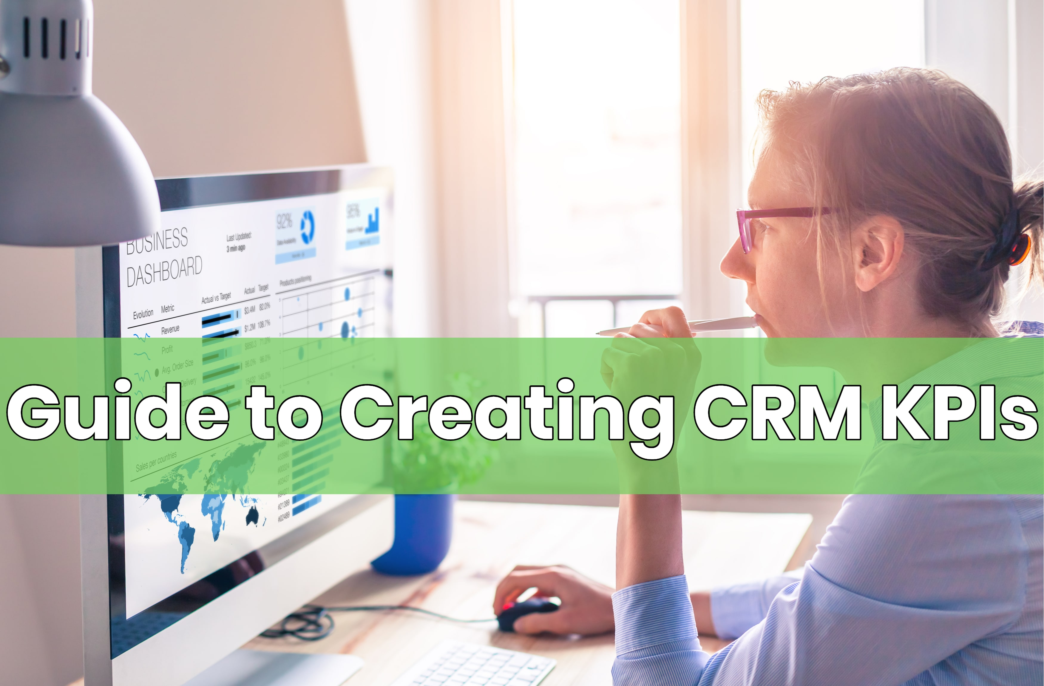 Set Up CRM KPIs for Software Success