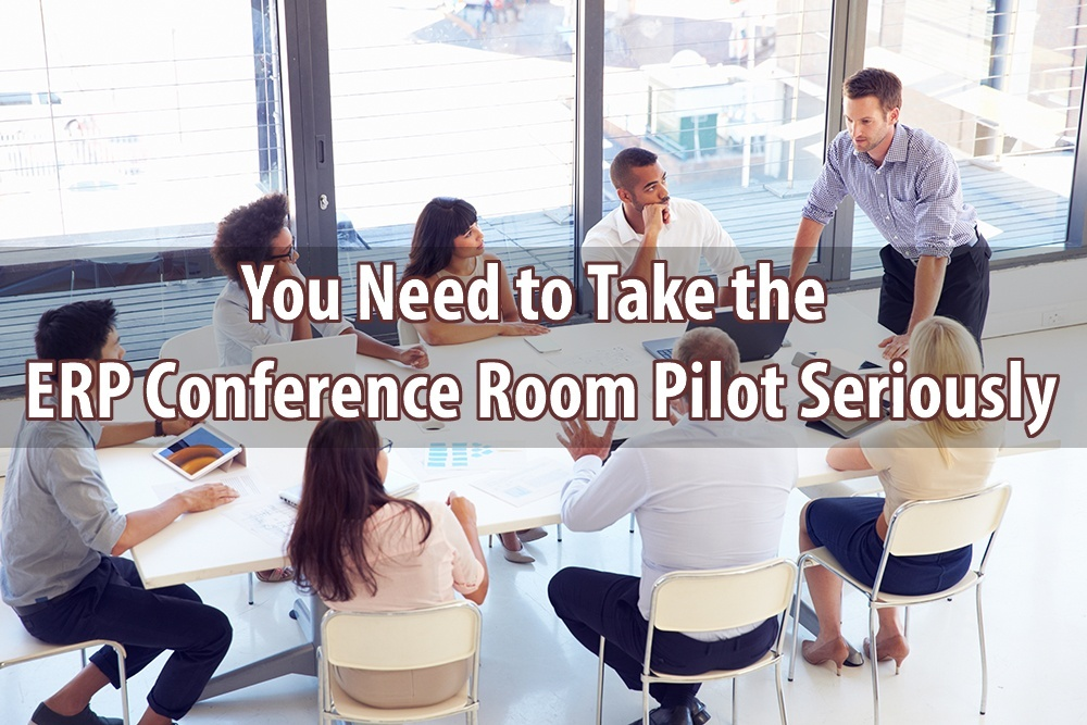 Conference Room Pilot In Erp