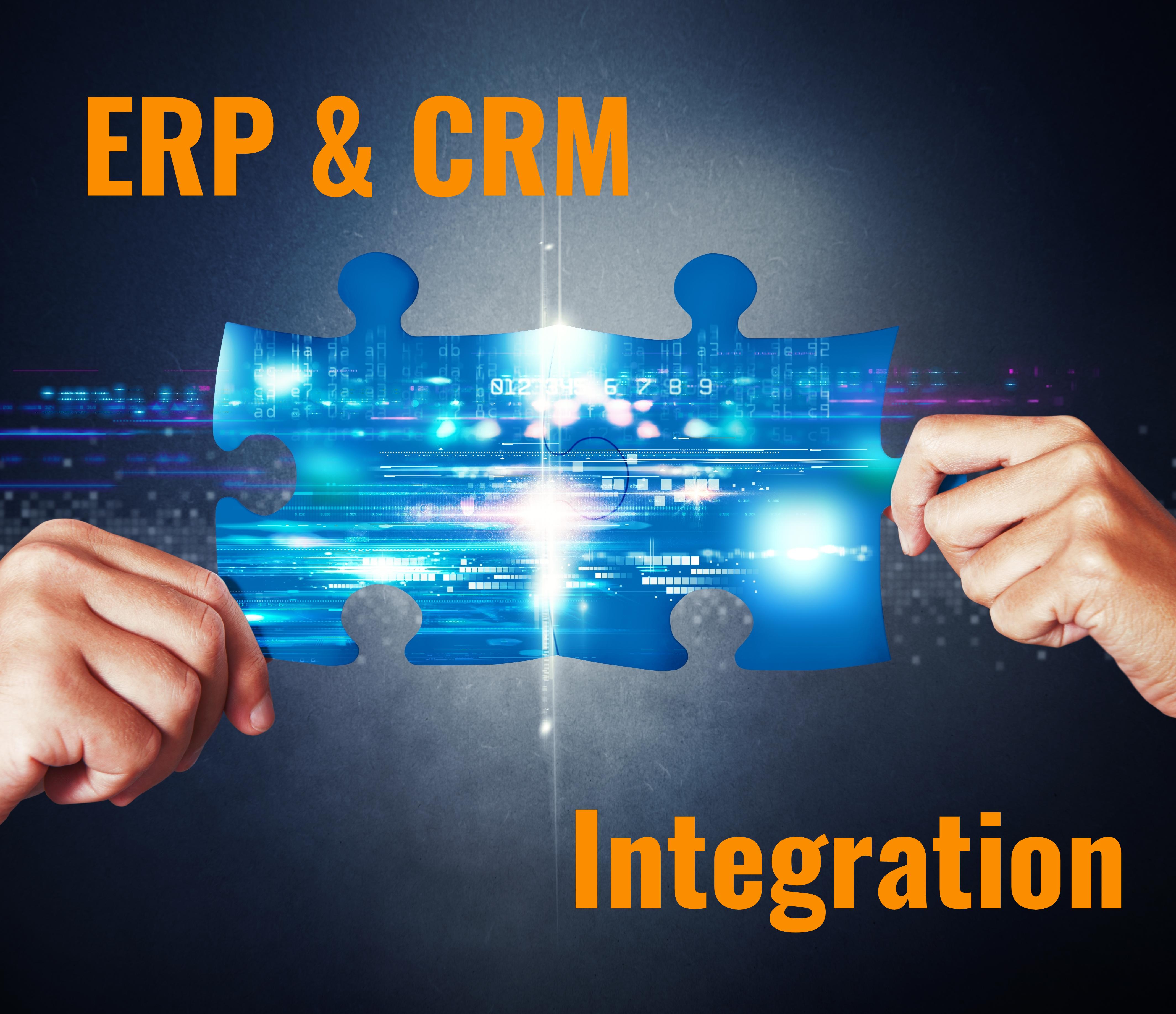 ERP vs CRM
