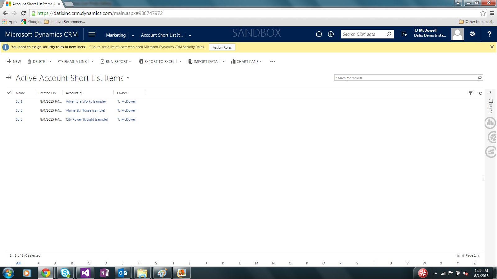 Dynamics CRM Custom Lookup Feature