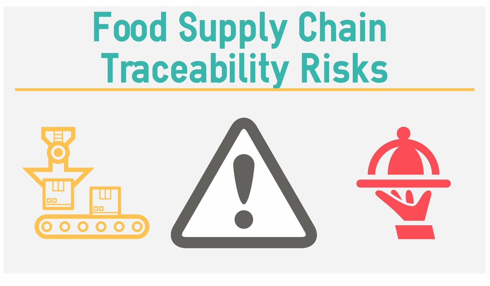 Food Supply Chain Traceability Risks and Solutions