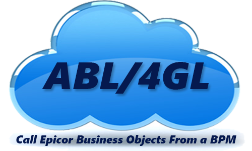 Call Business Objects From BPM Using 4GL/ABL Code
