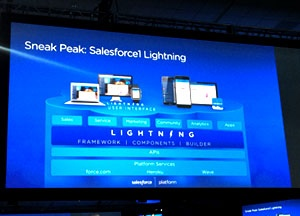 Salesforce Lightning for Better, Faster Business Apps