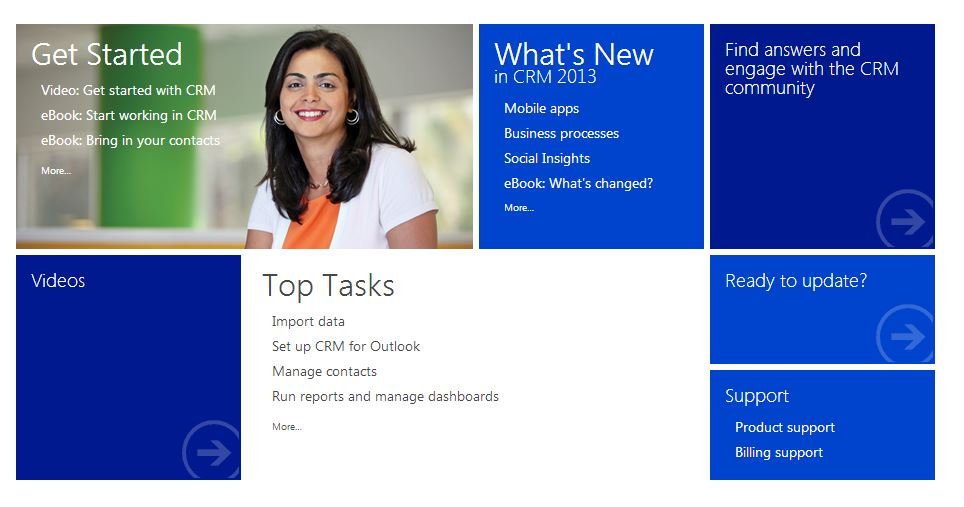 Have You Checked Out the Microsoft CRM Customer Center?