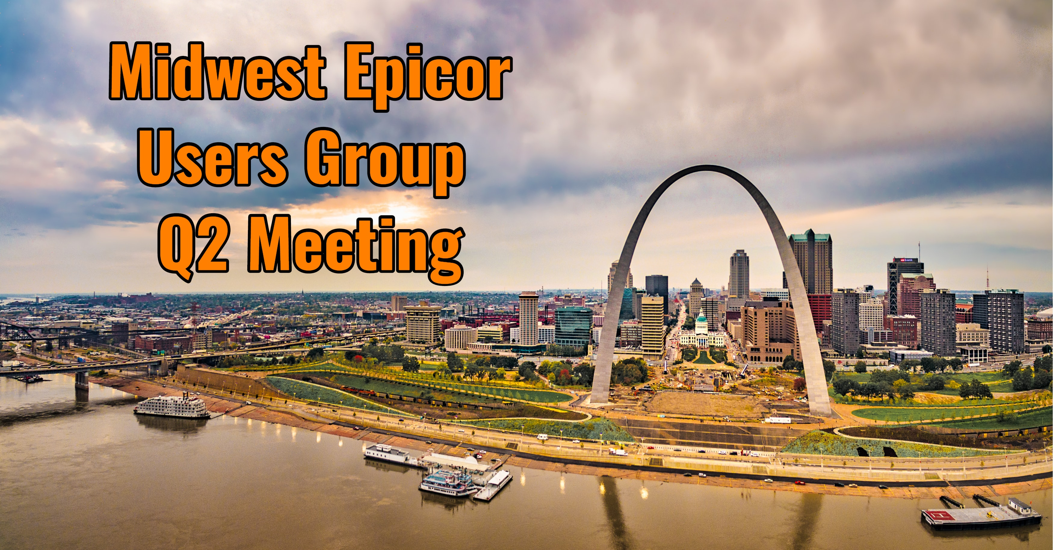 Attend this Quarter's Midwest Epicor Users Group Meeting!