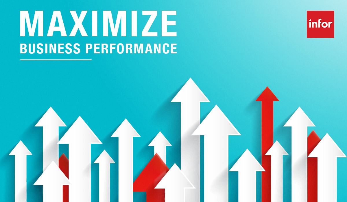 How Infor CloudSuite Industrial Maximizes Business Performance
