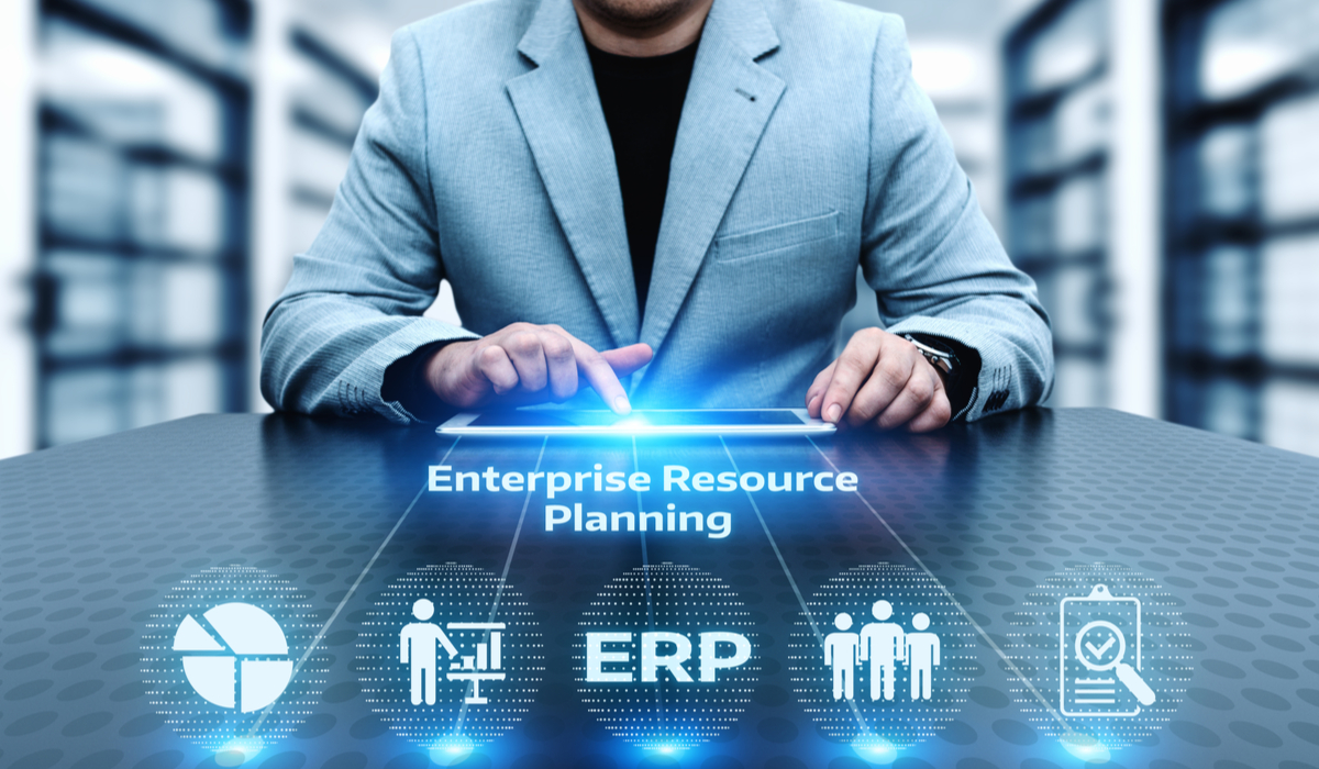 Revolutionize Your Supply Chain with ERP Software