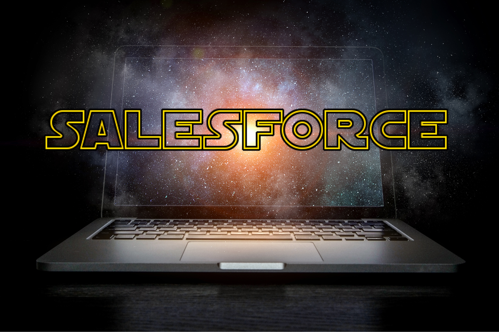 May the Salesforce Be with You