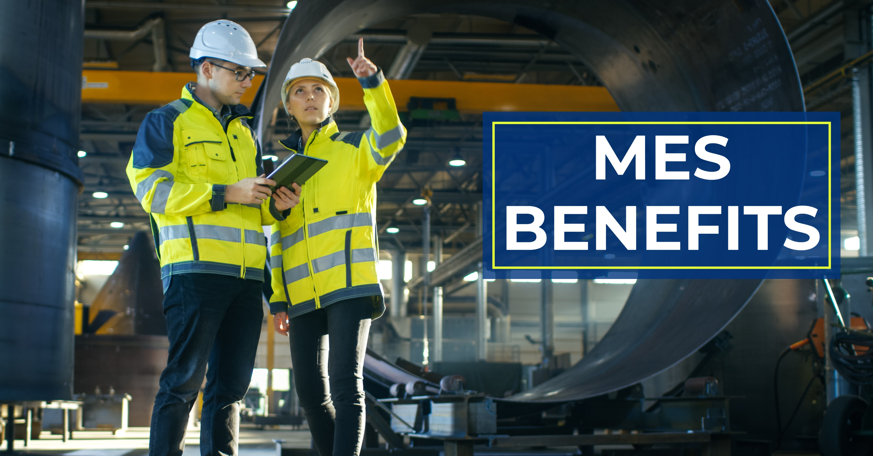How MES Helps Manufacturers Meet Production Goals