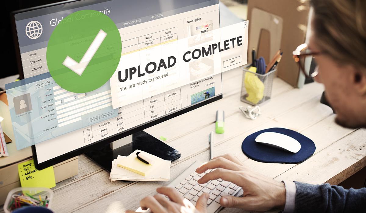 How to Upload Data using Epicor®DMT