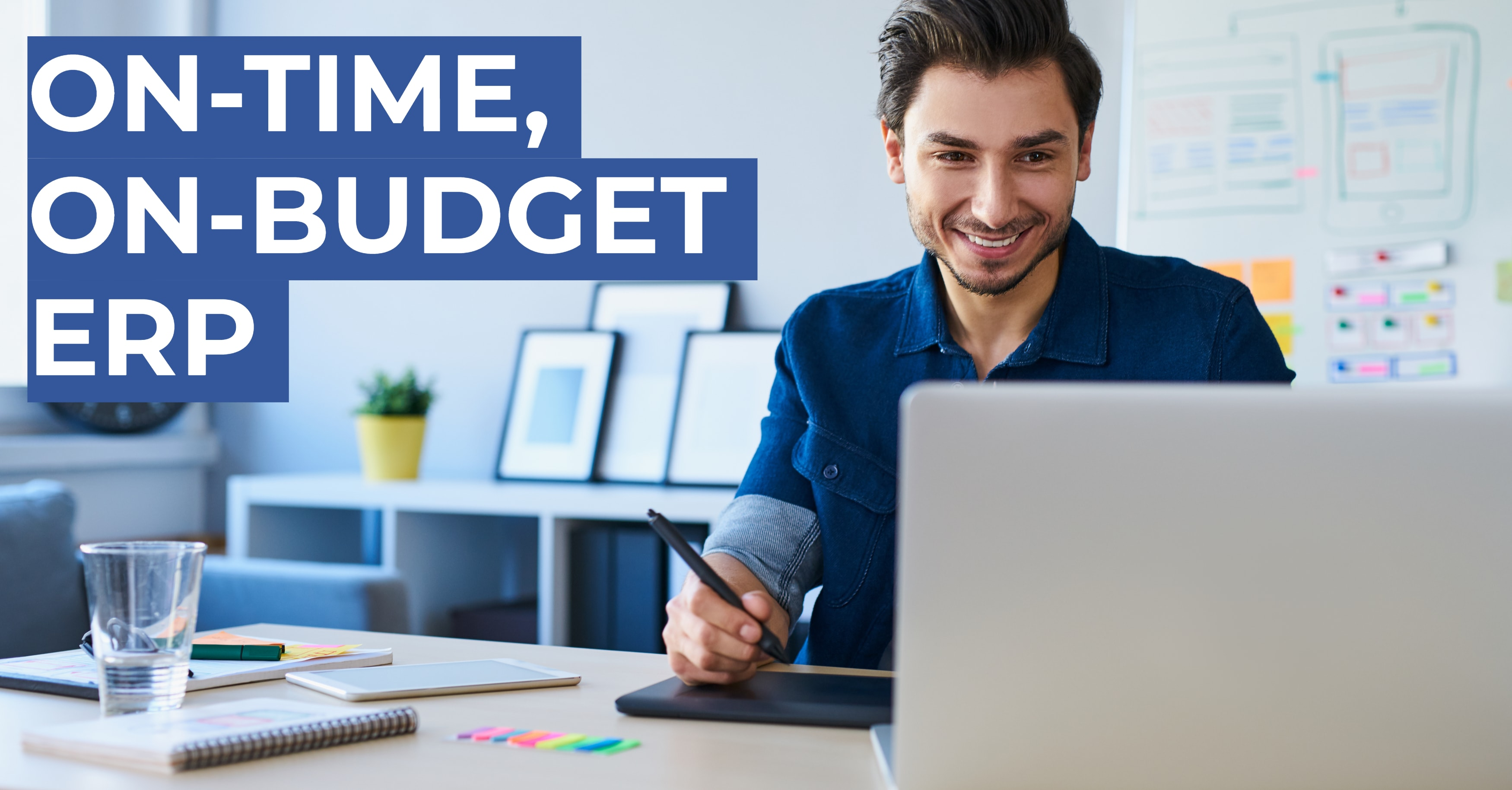 Can You Complete ERP Projects On Time and On Budget?