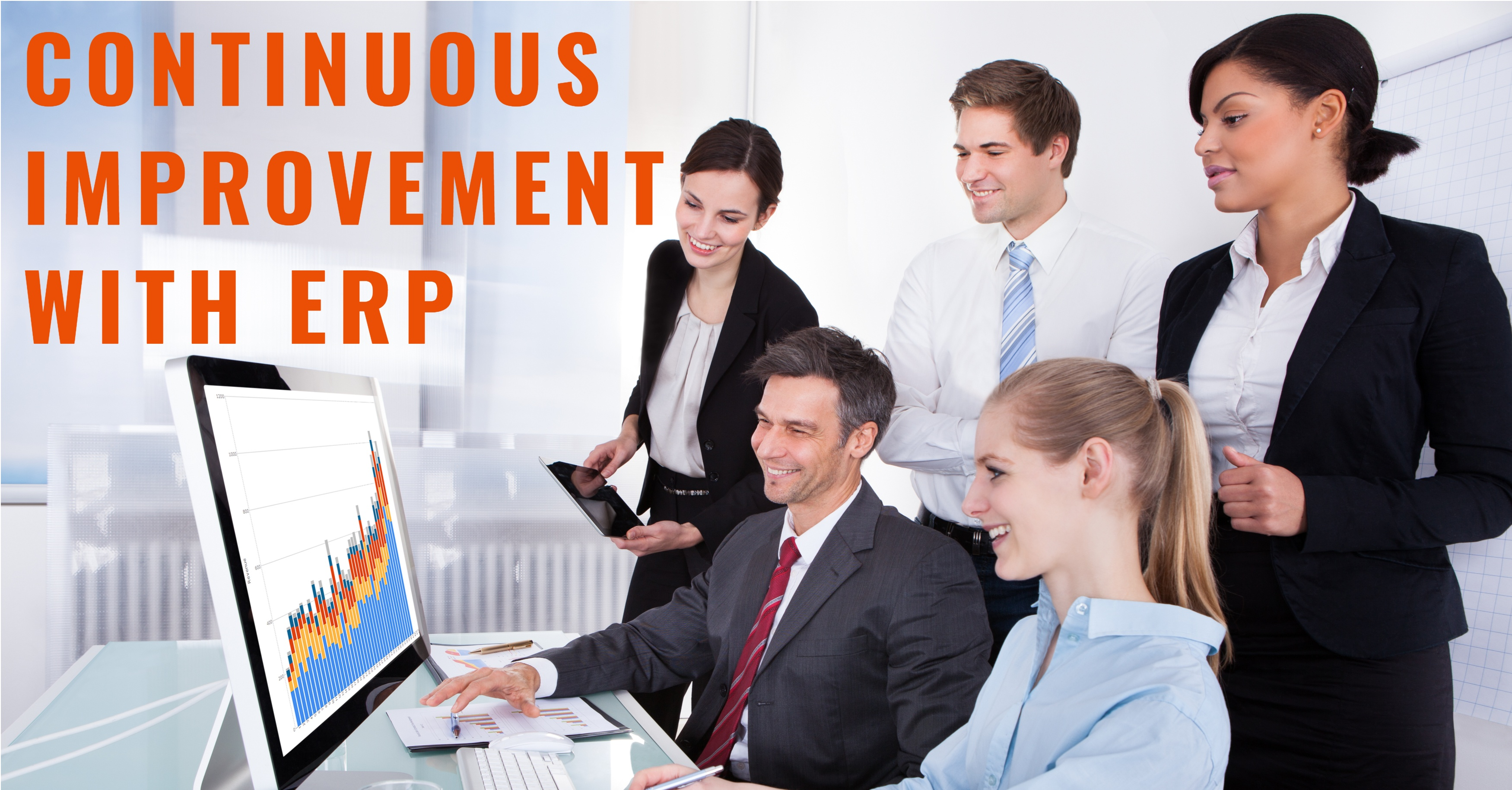 Pursue Continuous Improvement with ERP