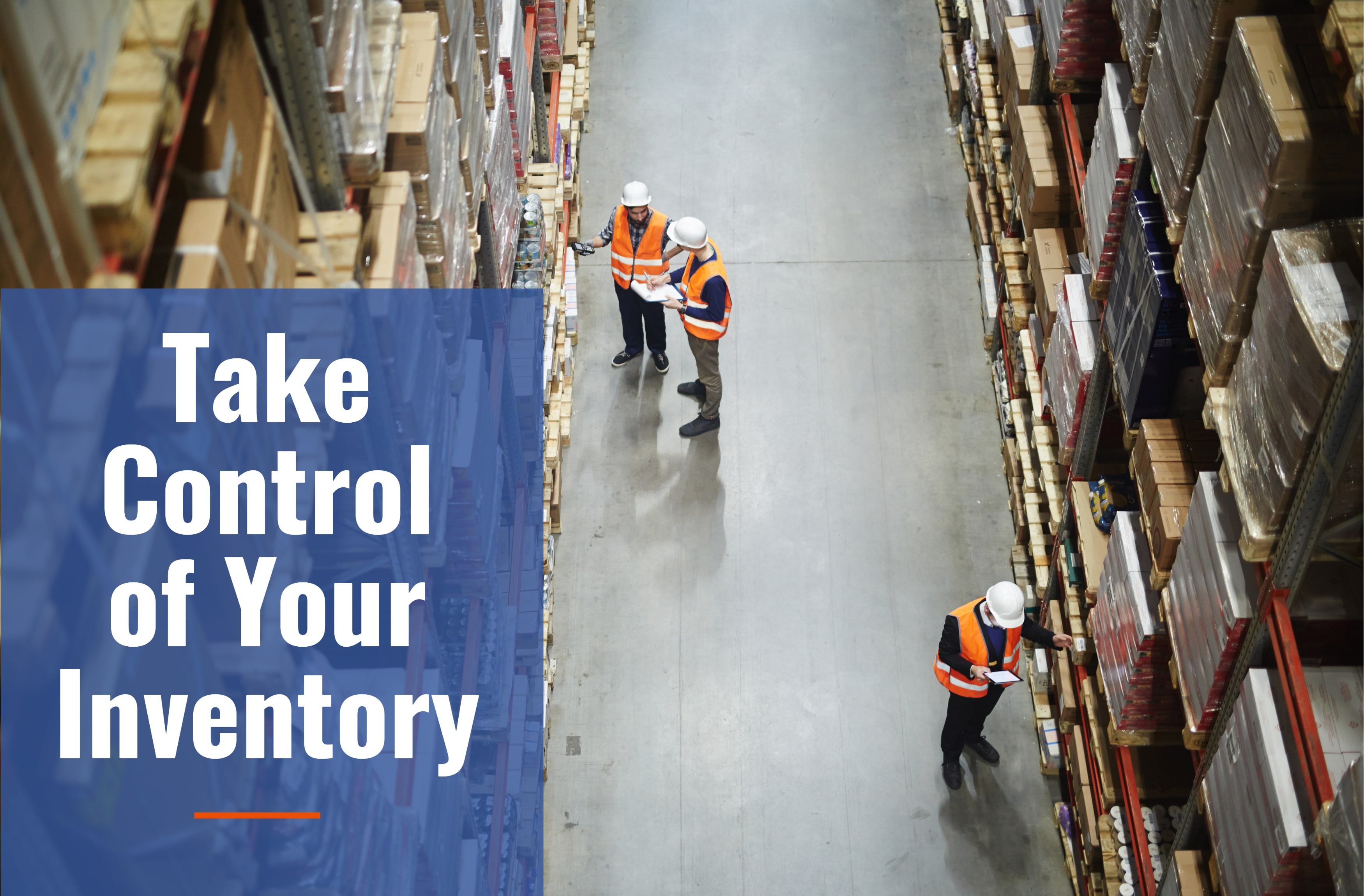 Take Control of Your Inventory with Epicor