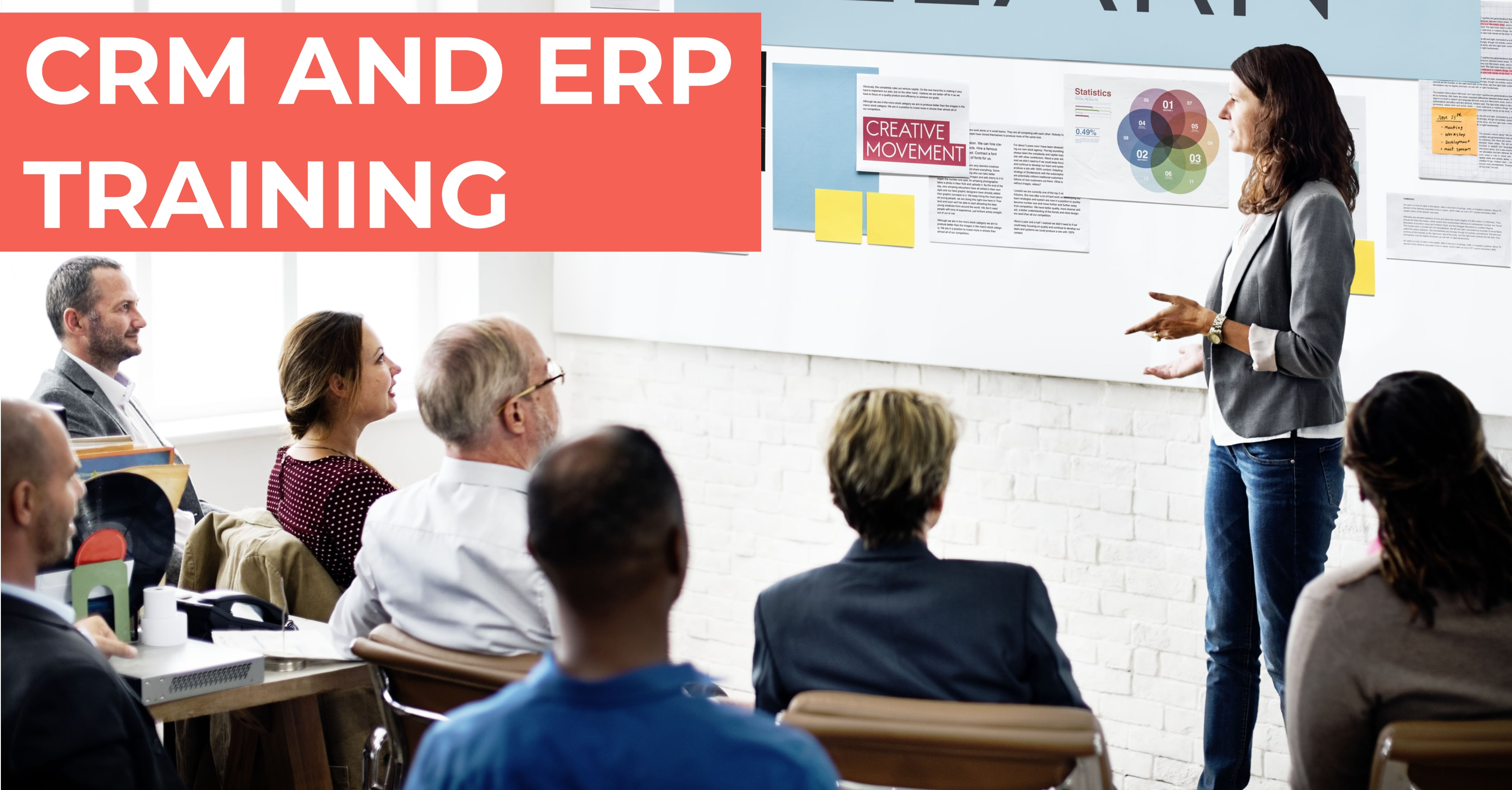 CRM and ERP Training: Key to Software Success