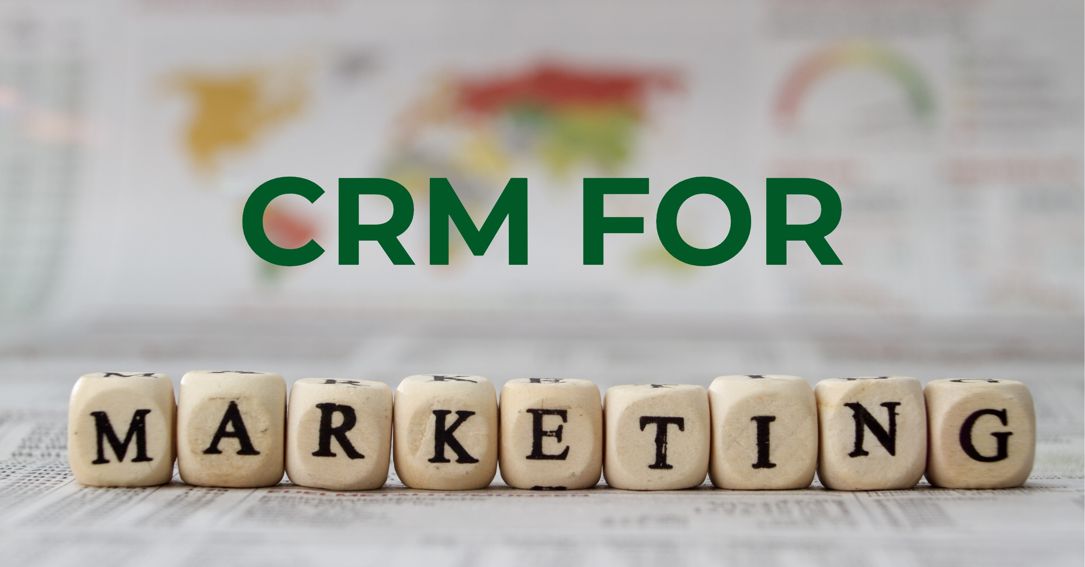 Use CRM to Leverage Data for Effective Marketing