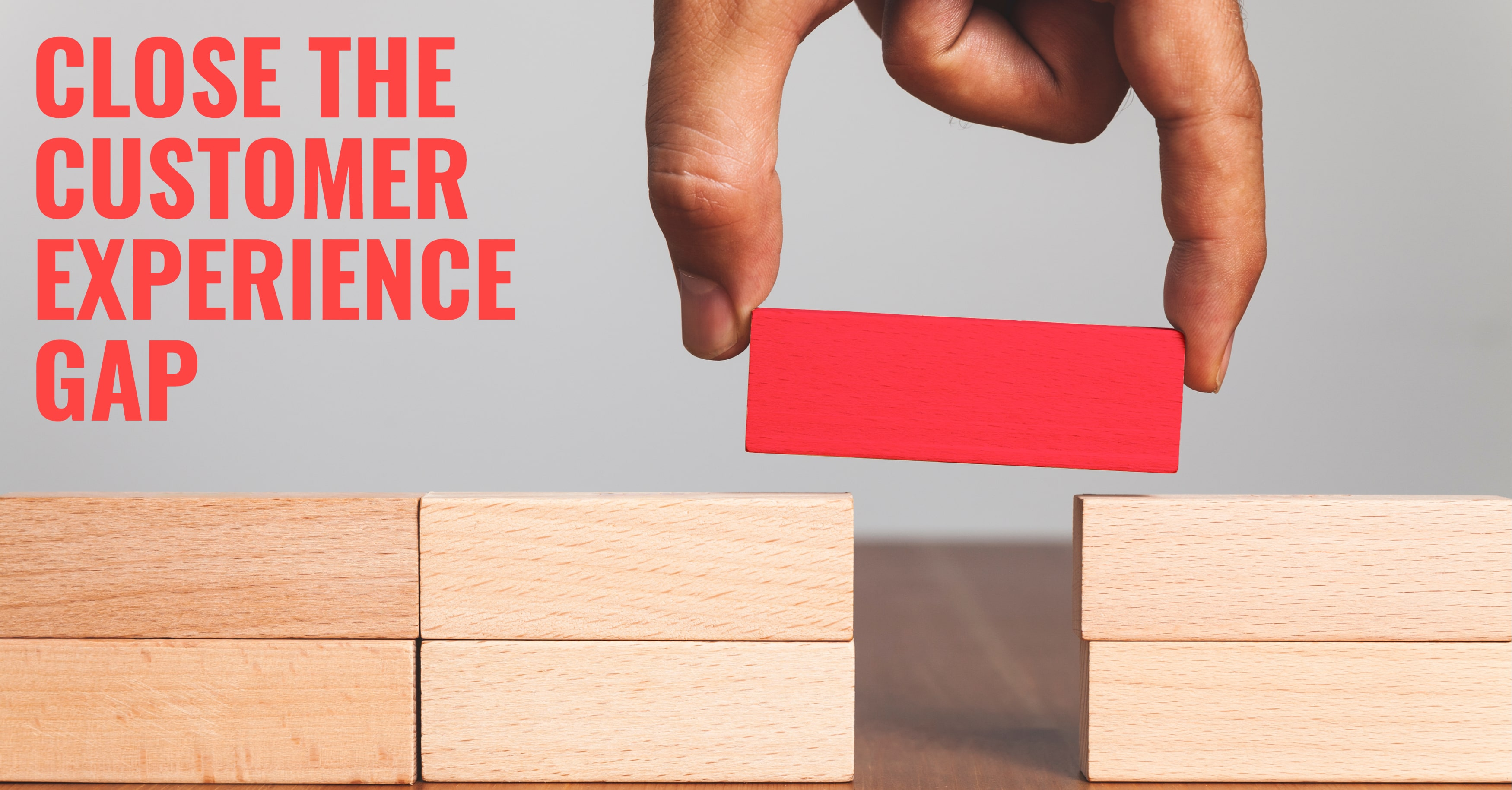 How CRM Can Close the Customer Experience Gap