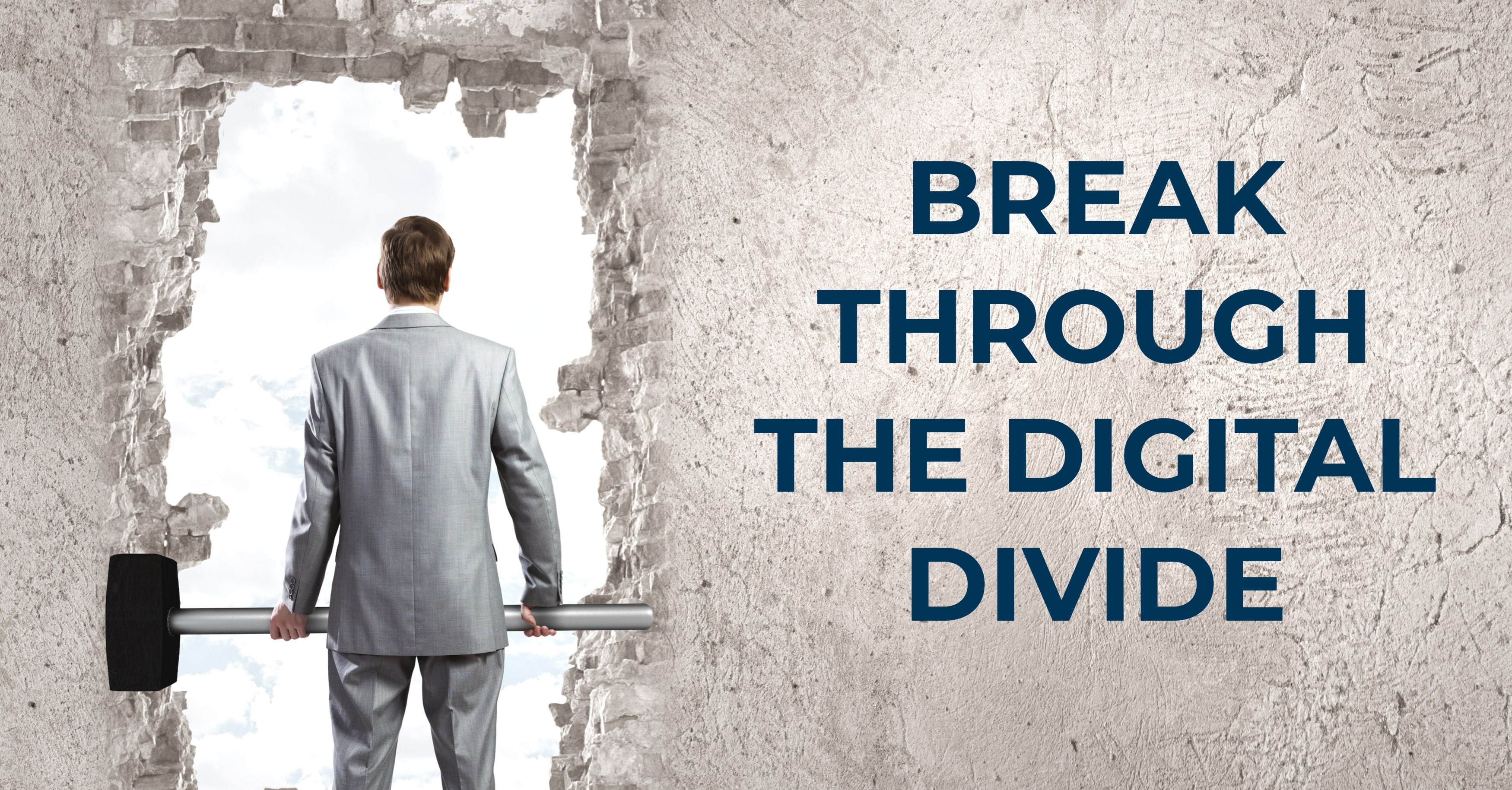 How SMBs Can Break Through the Digital Divide