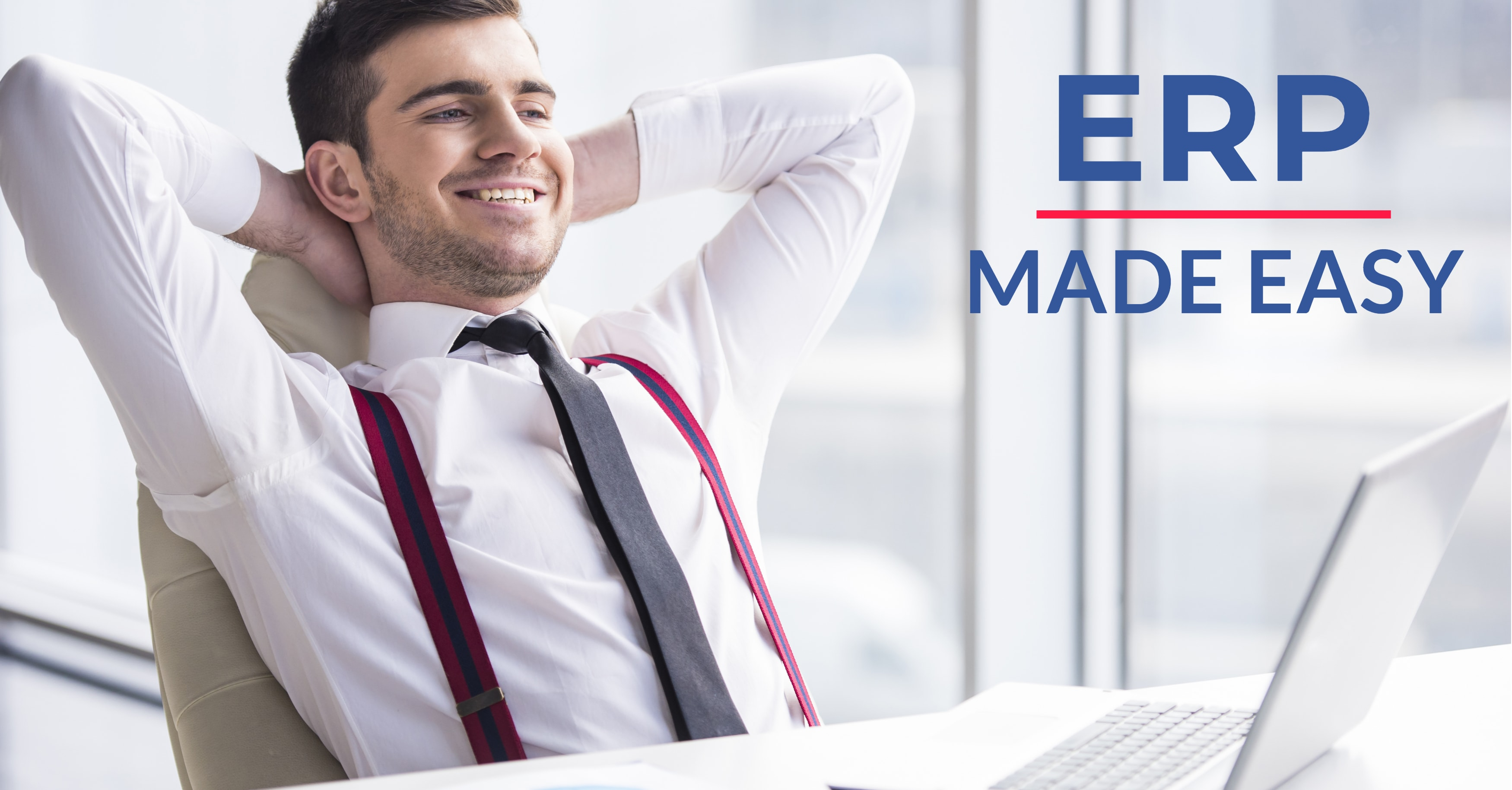 ERP Software Made Easy
