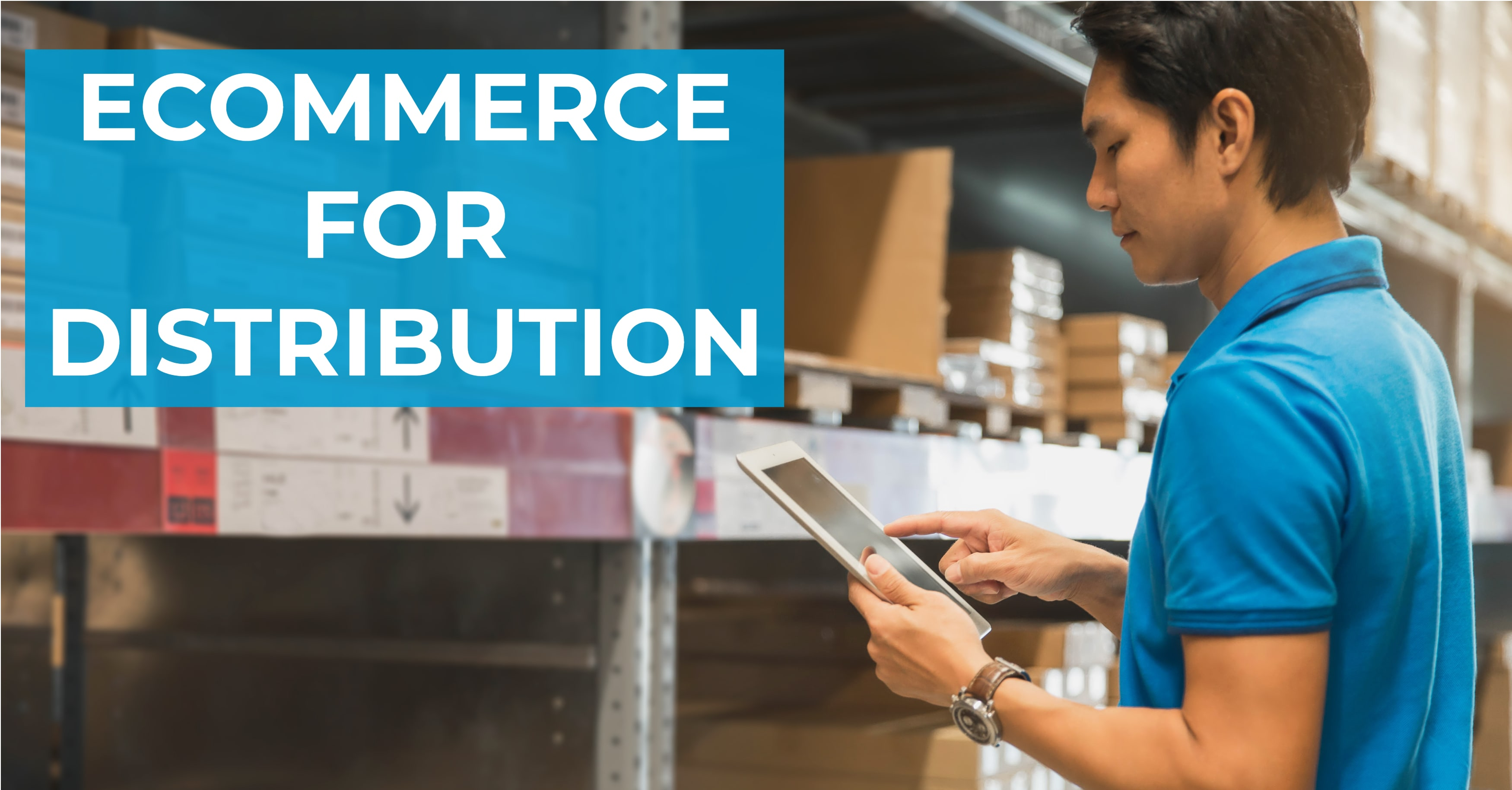 Why Do Distributors Need to Invest in eCommerce?
