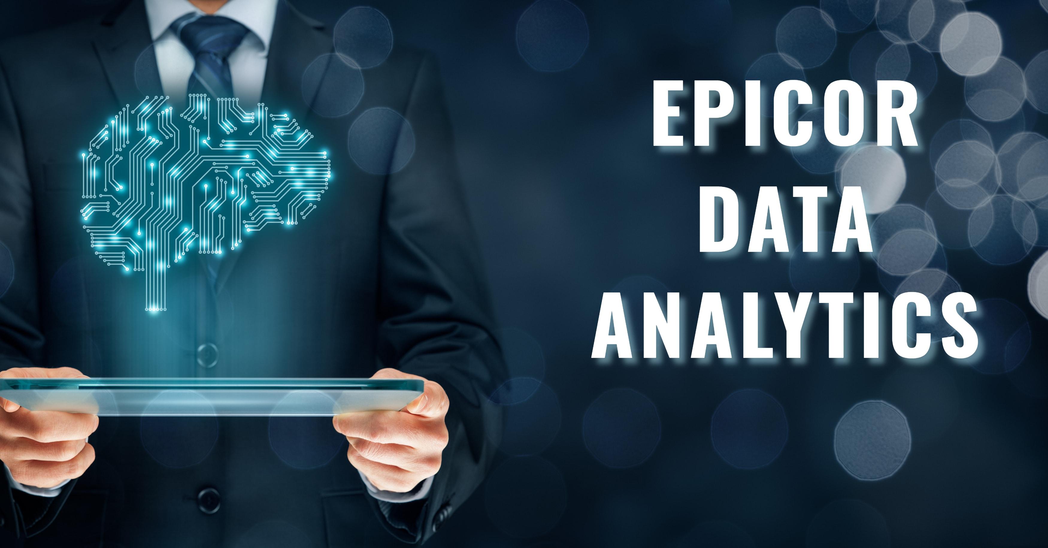 Epicor Data Analytics Earns Top Rankings in New BI Survey