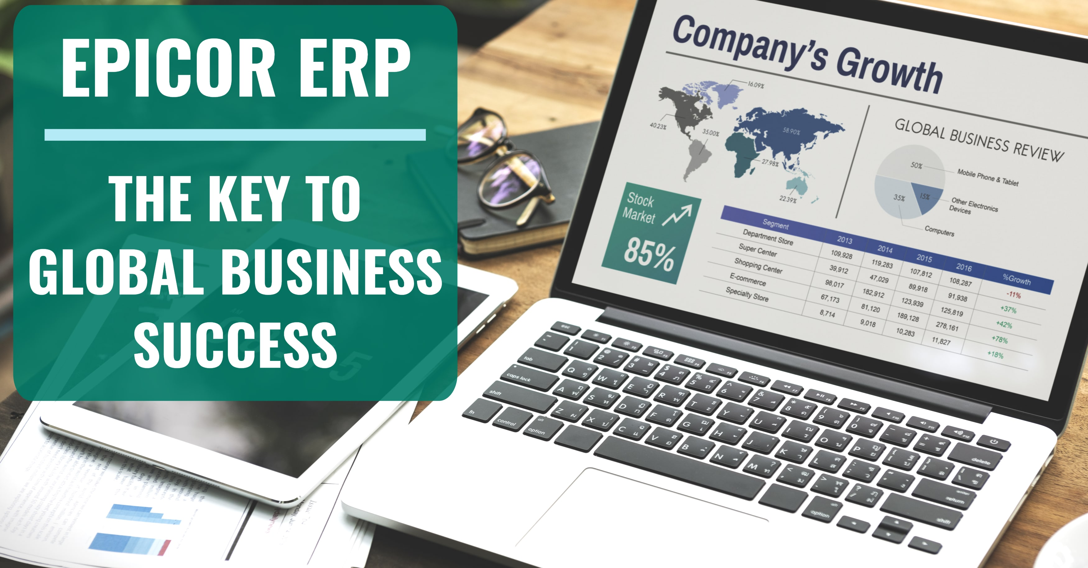 Epicor ERP: The Key to Global Business Success