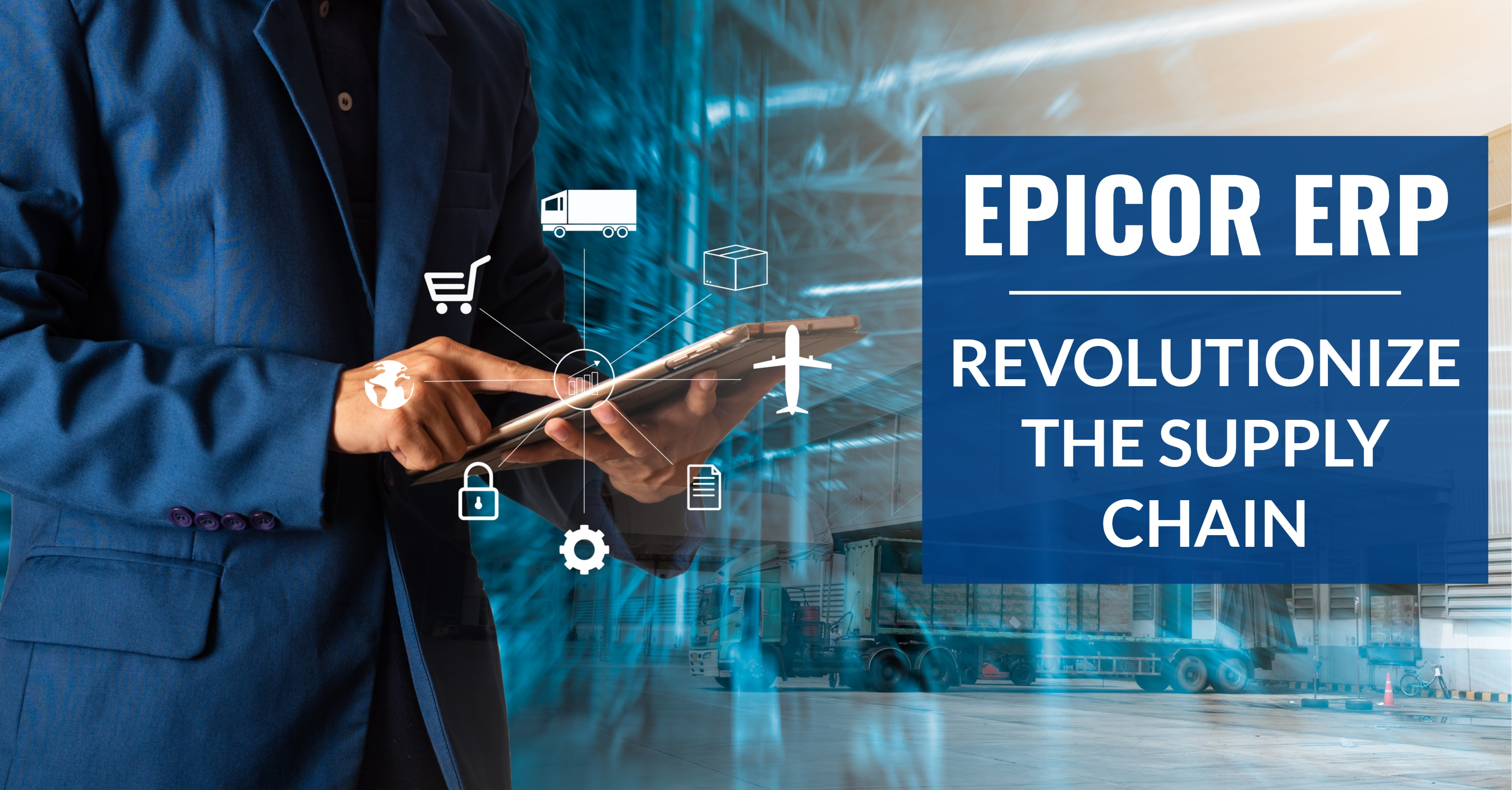 5 Ways ERP Revolutionizes the Supply Chain