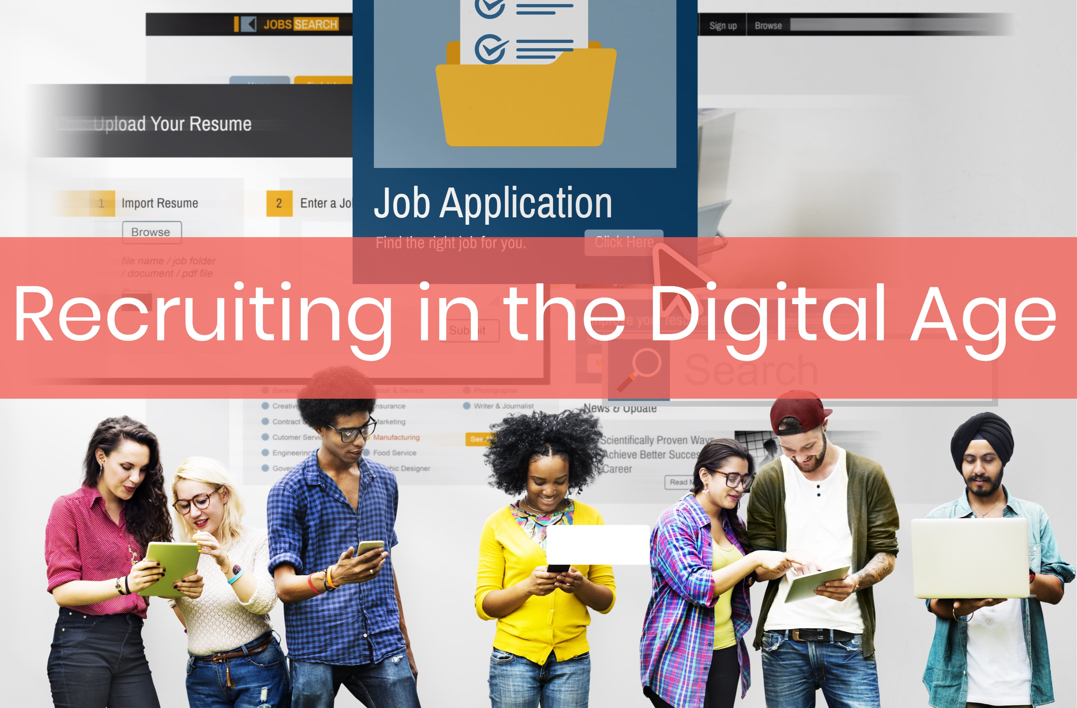 Recruiting in the Digital Age