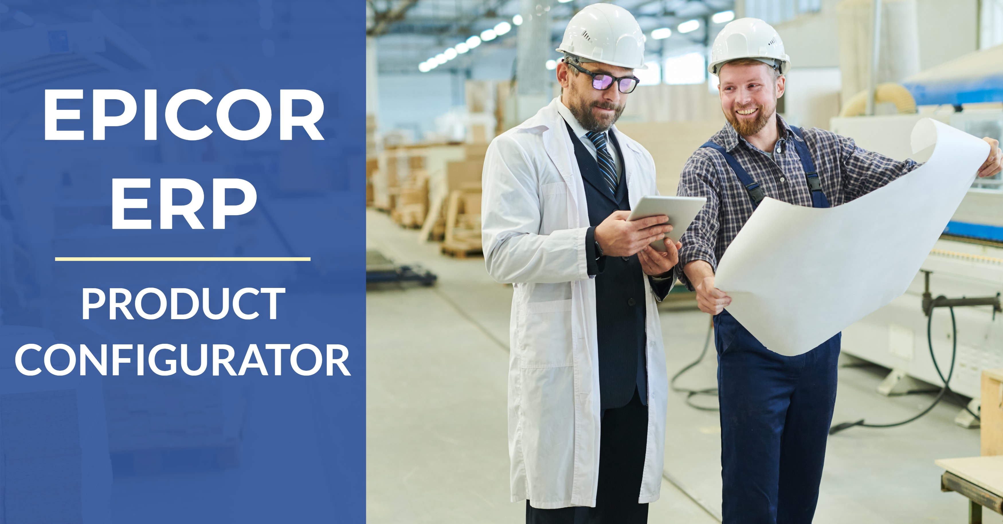 The Rundown On Epicor ERP's Product Configurator
