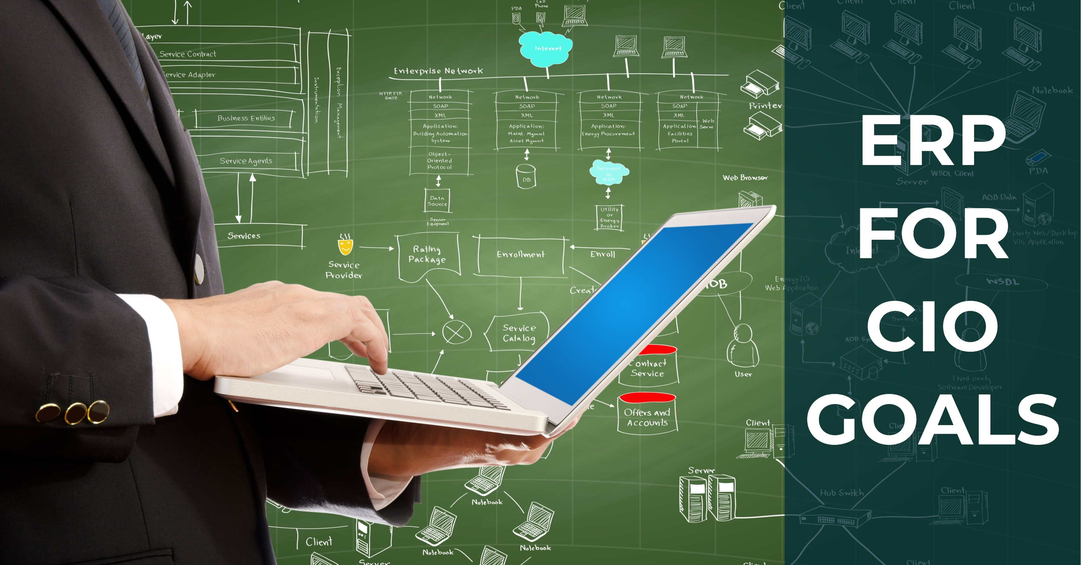 What Makes ERP a Must for Manufacturing CIOs?