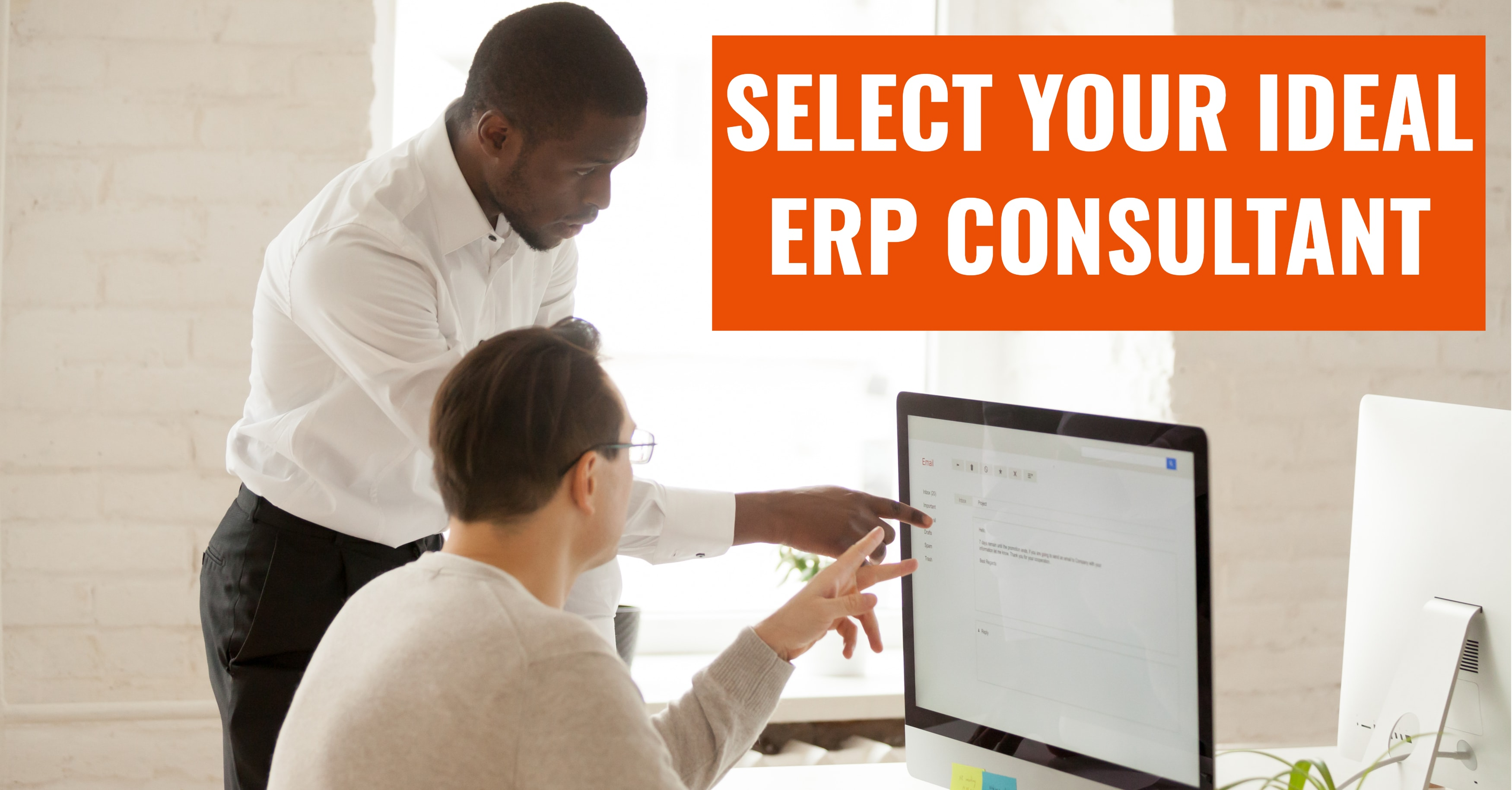 Select Your Ideal ERP Consulting Partner