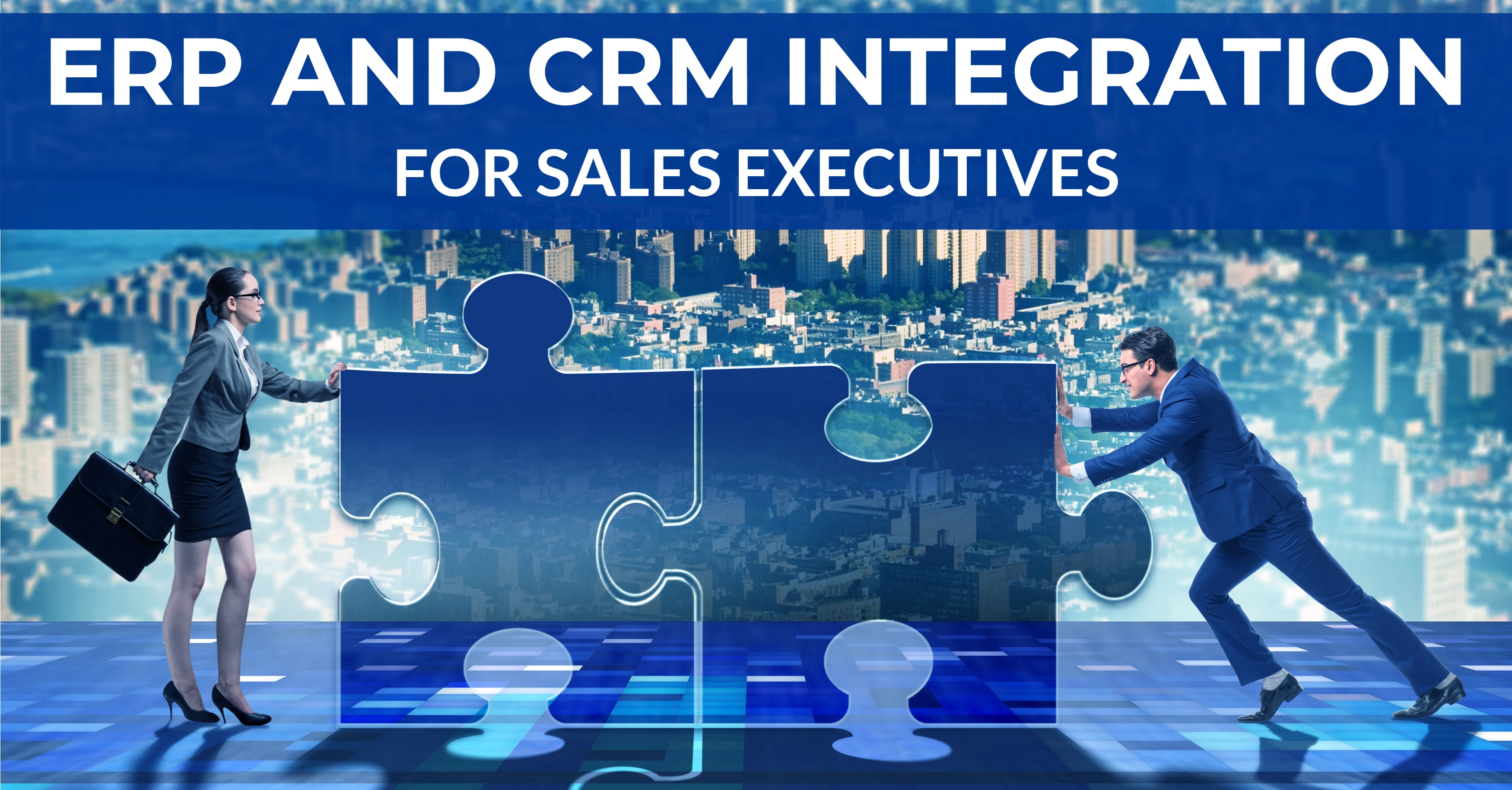 Why Sales Executives Need ERP and CRM Integration
