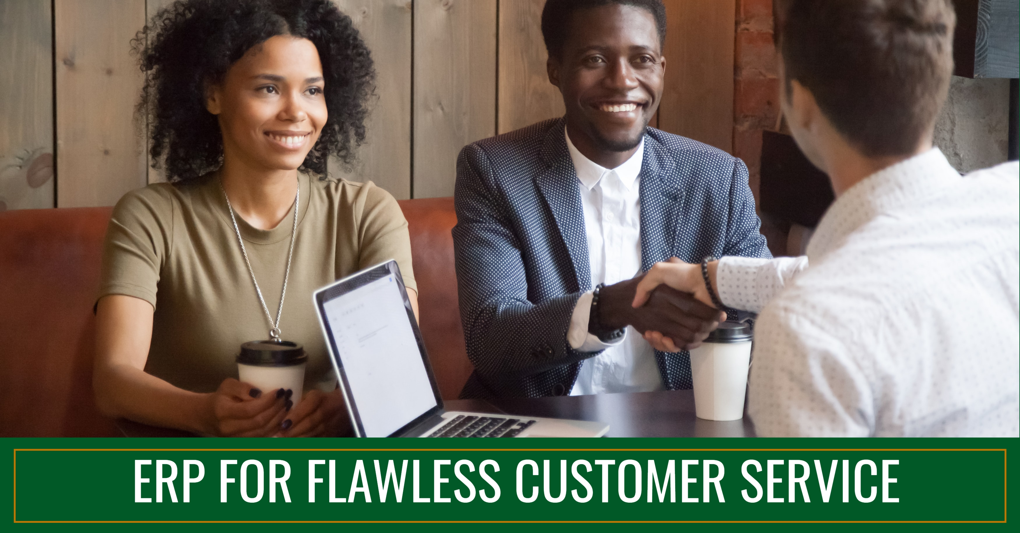 Leverage ERP and Big Data for Flawless Customer Service